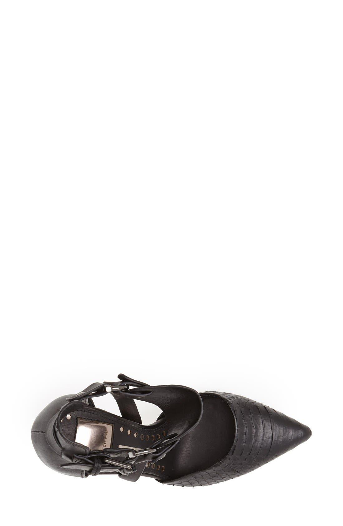 Alternate Image 3  - Dolce Vita 'Knoxx' Leather Pump (Women)