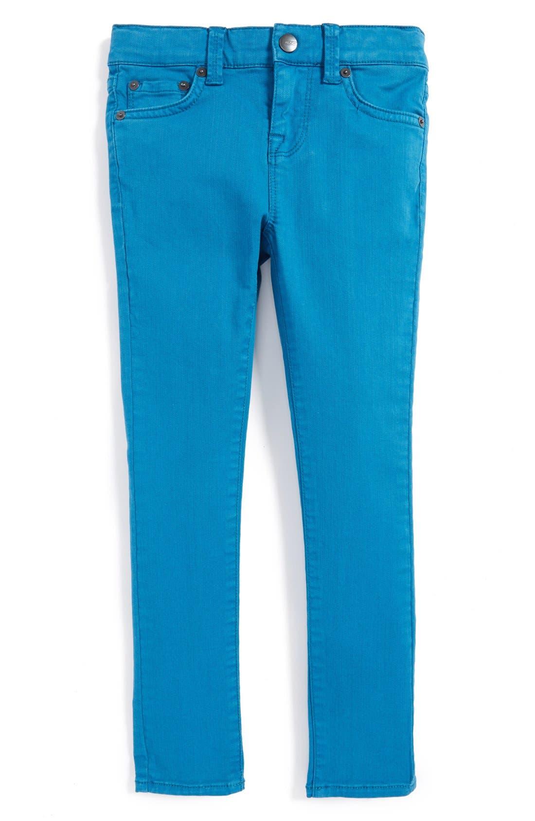 Alternate Image 2  - Vince 'Riley' Jeans (Big Girls)