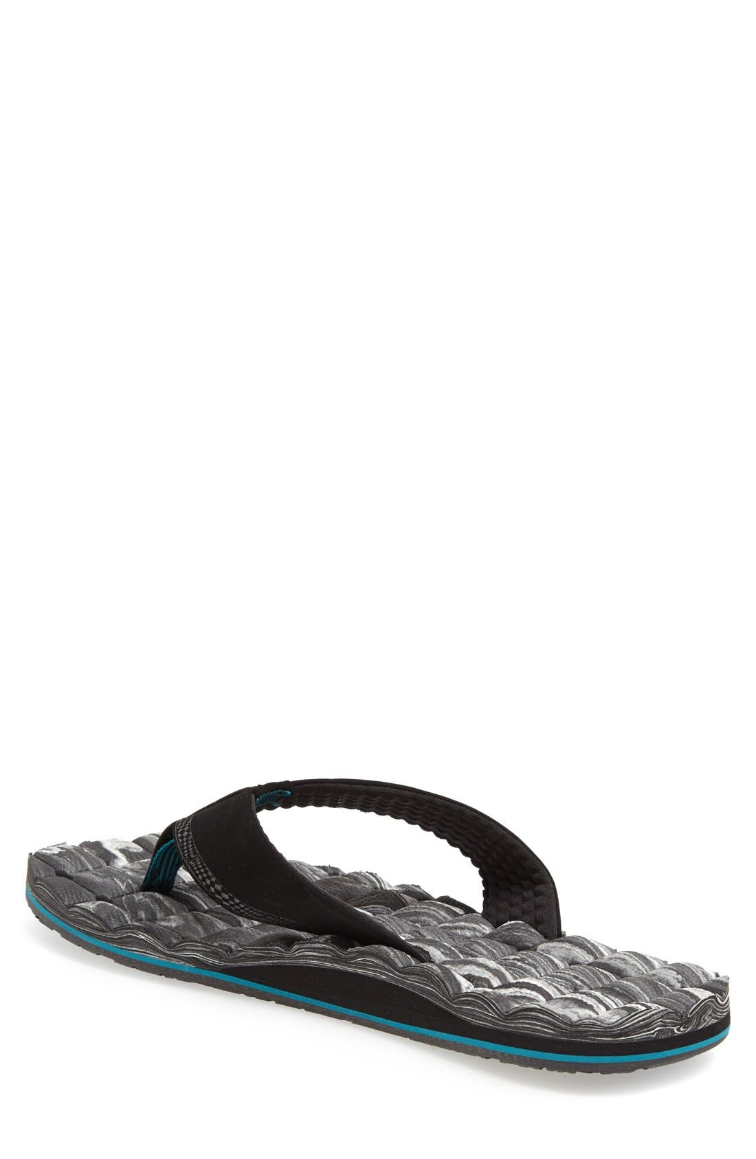 Alternate Image 2  - Volcom 'Recliner' Flip Flop (Men)