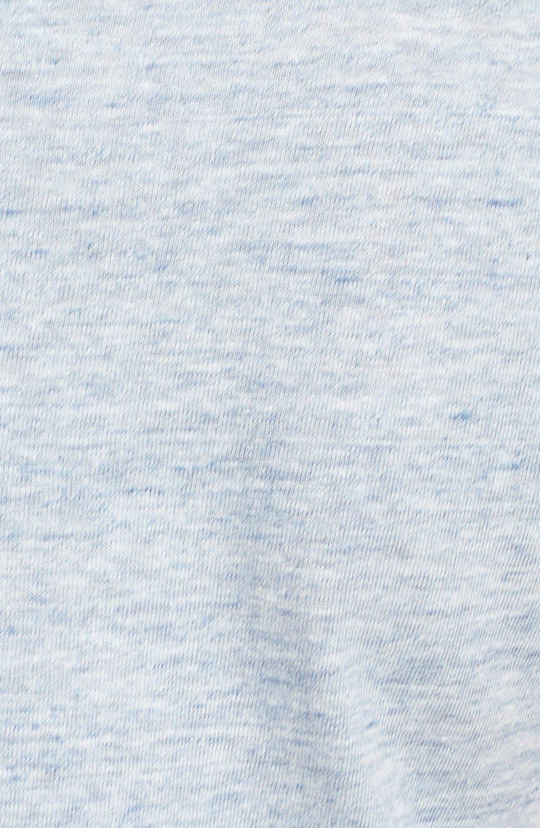 Alternate Image 3  - J Brand Ready-To-Wear 'Jade' Pocket Tee
