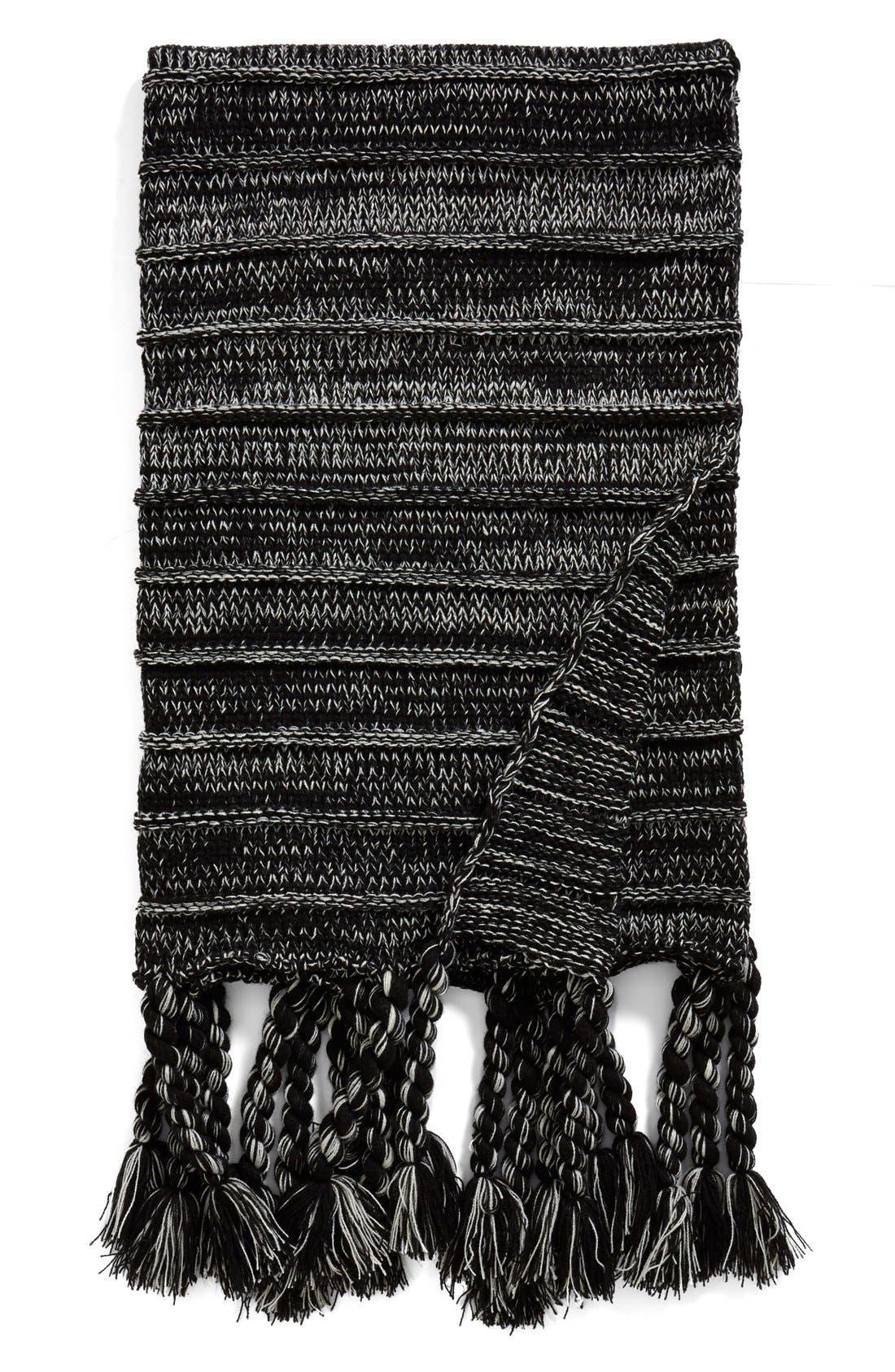 Alternate Image 1 Selected - Kennebunk Home Chunky Braid Throw