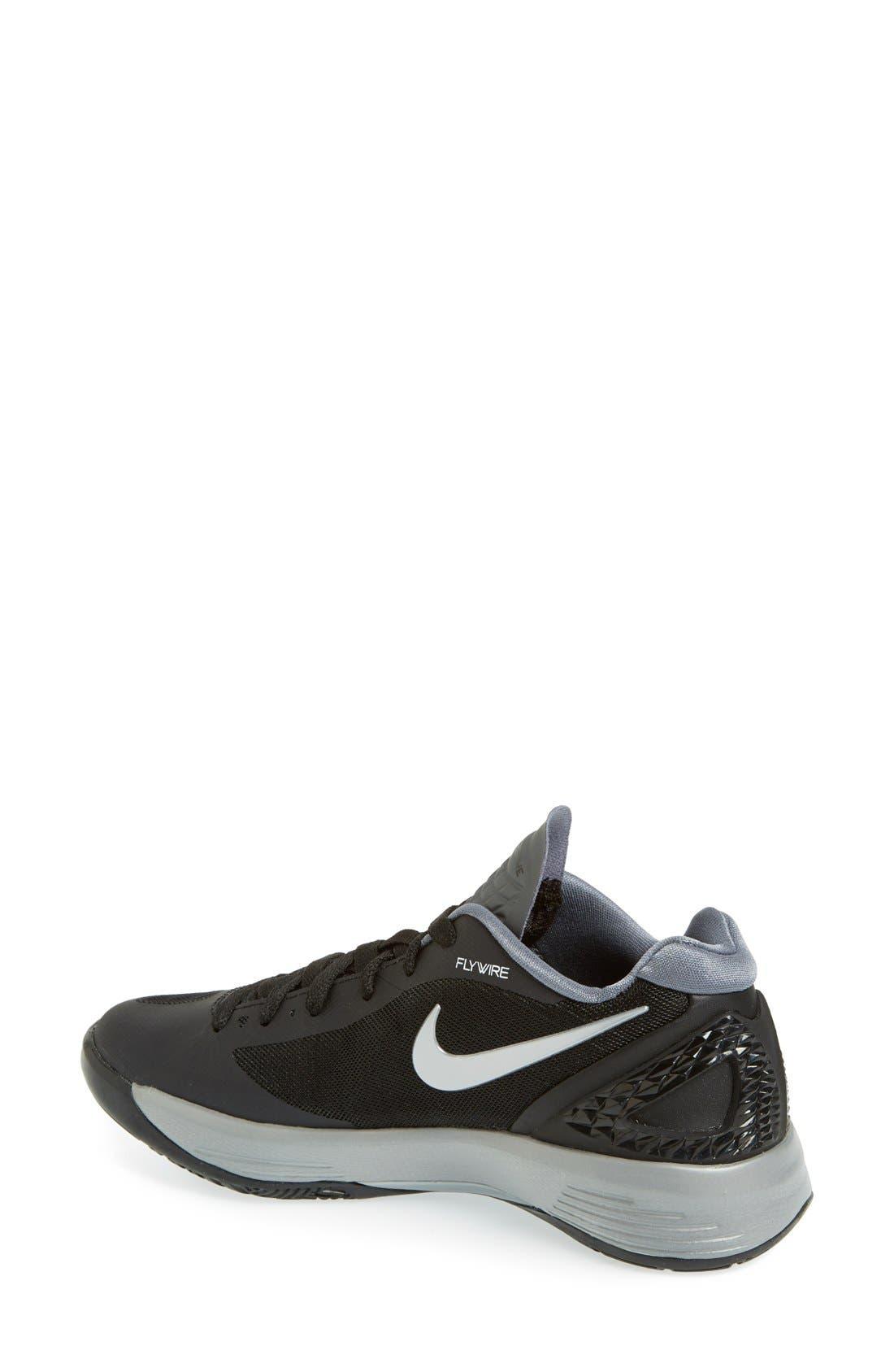 Alternate Image 2  - Nike 'Zoom Hyperspike' Volleyball Shoe (Women)