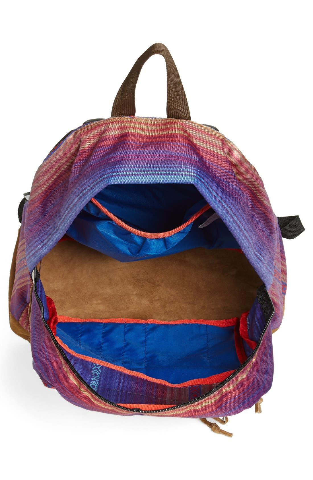 Alternate Image 4  - JanSport 'Right Pack World' Backpack