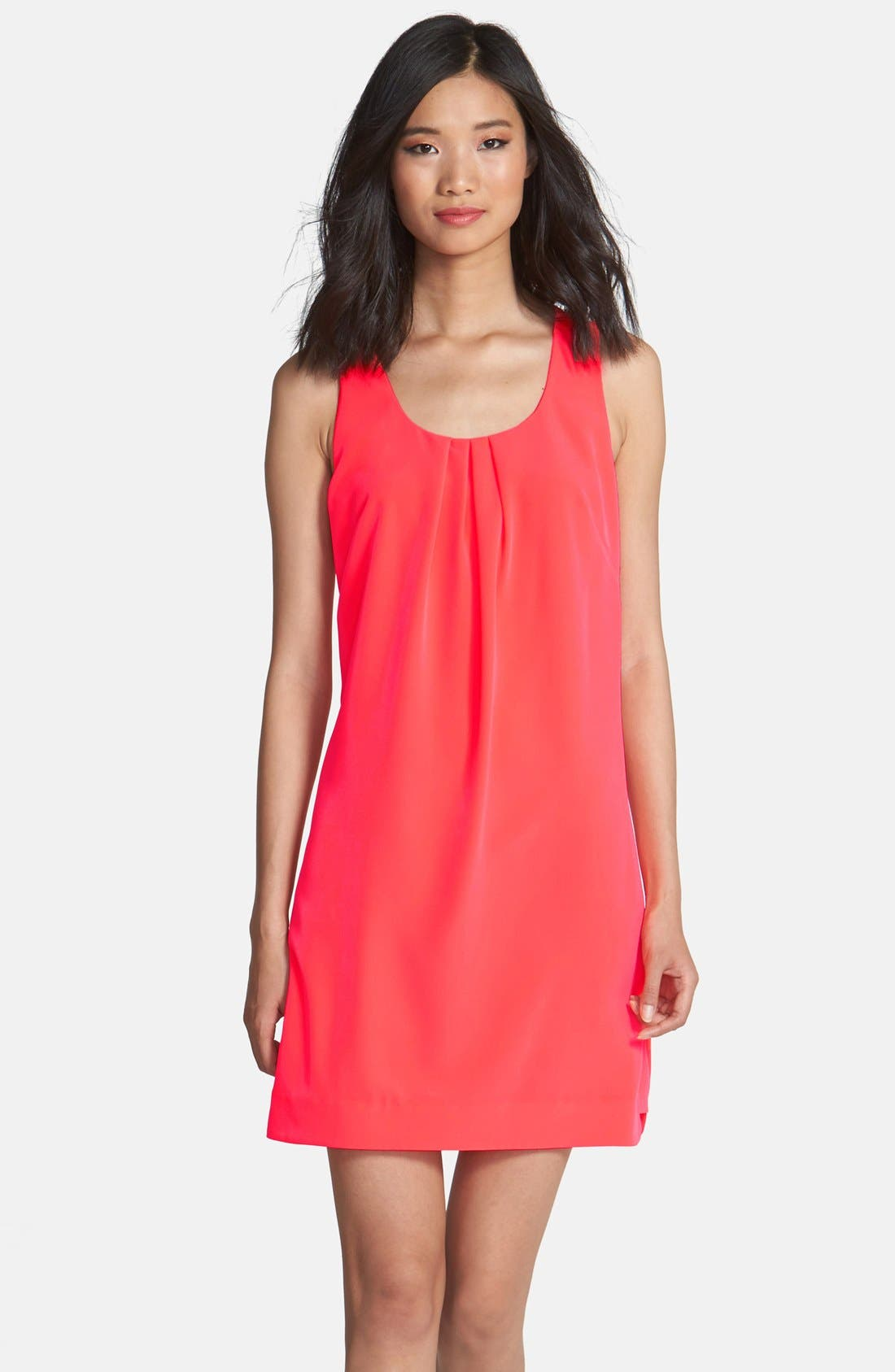 Main Image - Jessica Simpson Twist Back Shift Dress