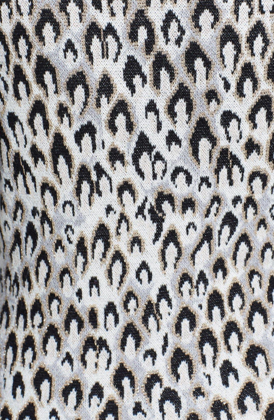 Alternate Image 3  - Diane von Furstenberg Jacquard Sweater