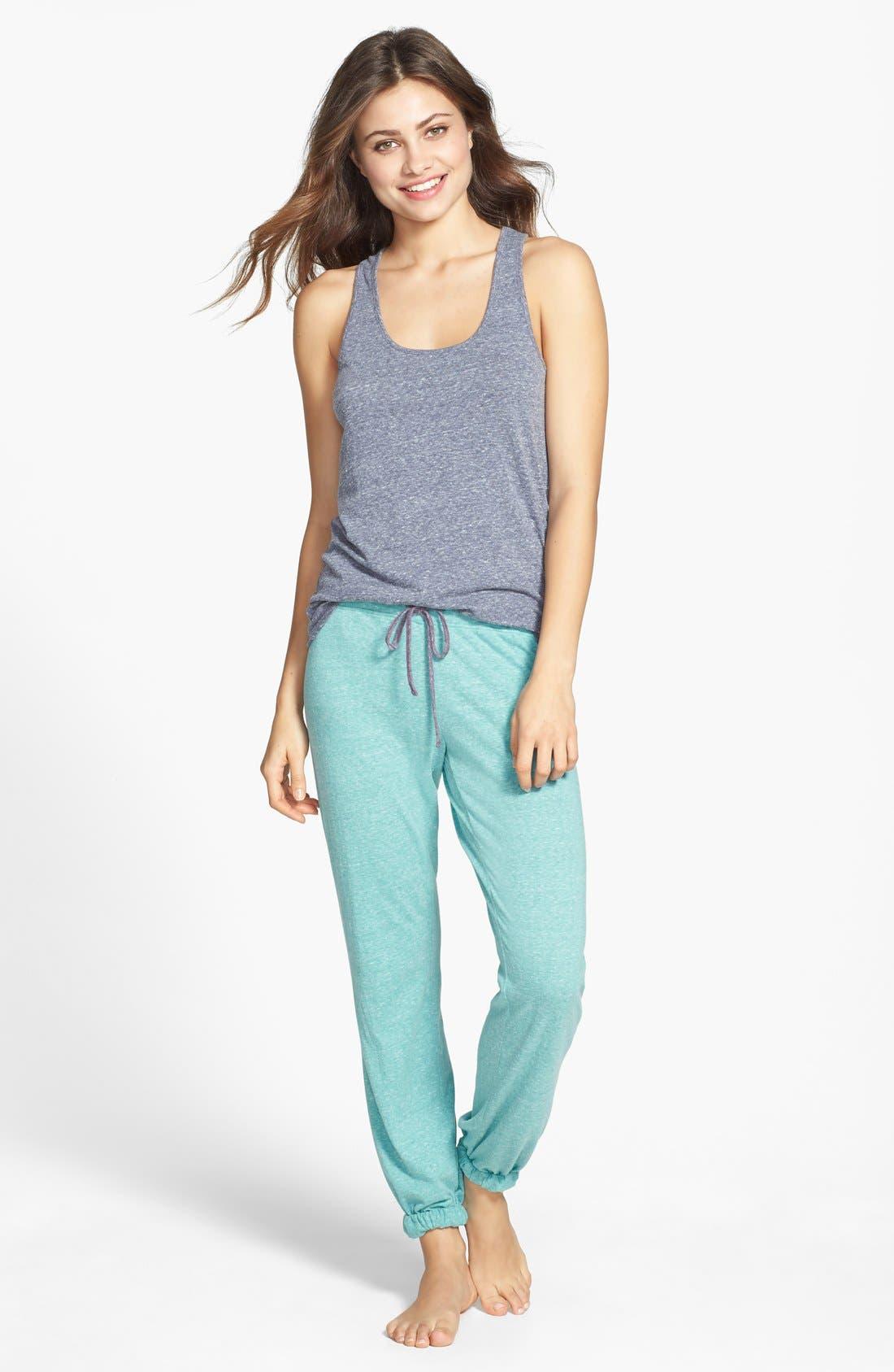Alternate Image 3  - Make + Model 'Sweet Thing Jogger' Sweatpants
