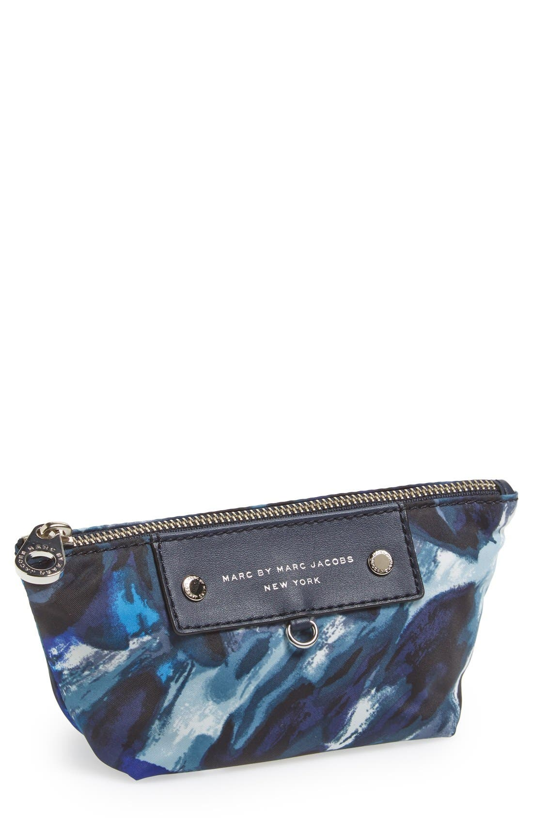 Main Image - MARC BY MARC JACOBS 'Small Preppy' Cosmetics Case