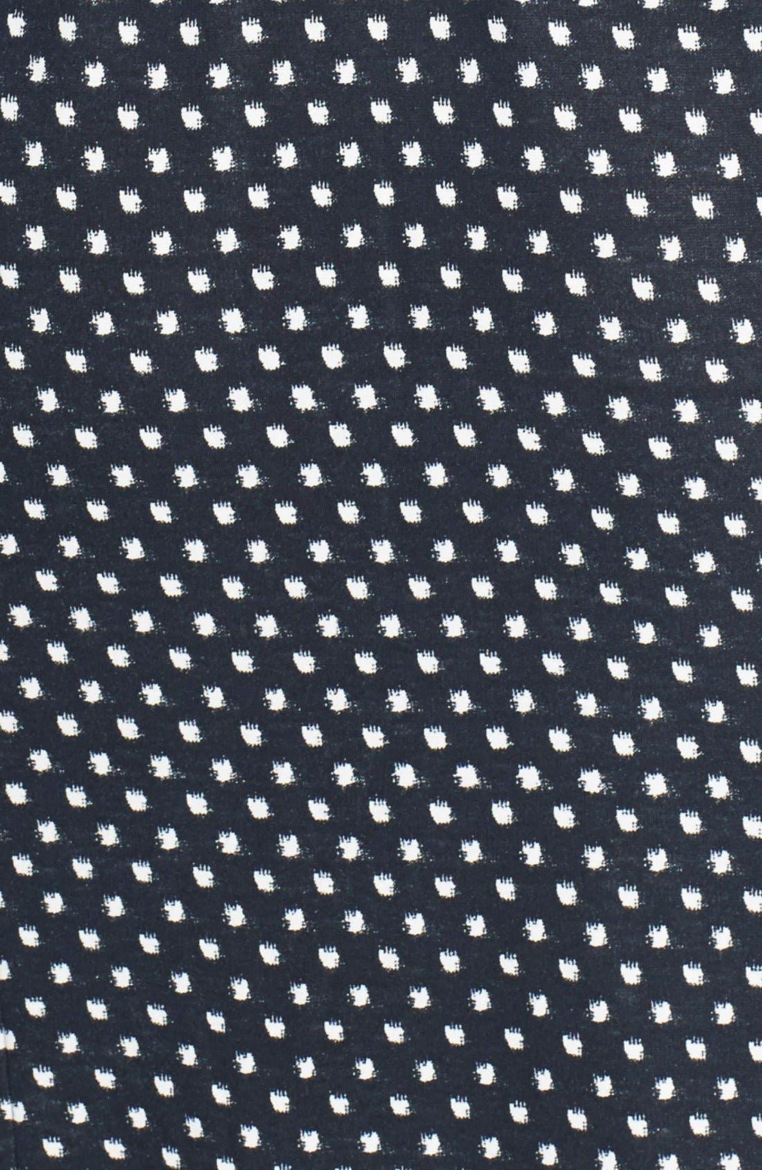Alternate Image 4  - Weekend Max Mara 'Brama' Print Faux Wrap Dress