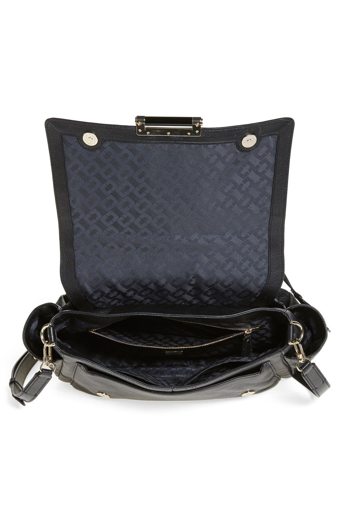 Alternate Image 3  - Diane von Furstenberg '440 Courier' Leather Satchel