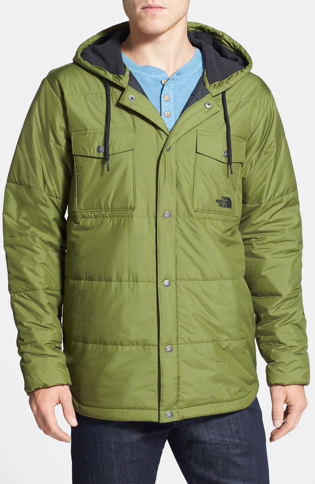 Alternate Image 1 Selected - The North Face 'Meeks' Water Resistant Heatseeker Insulated Jacket