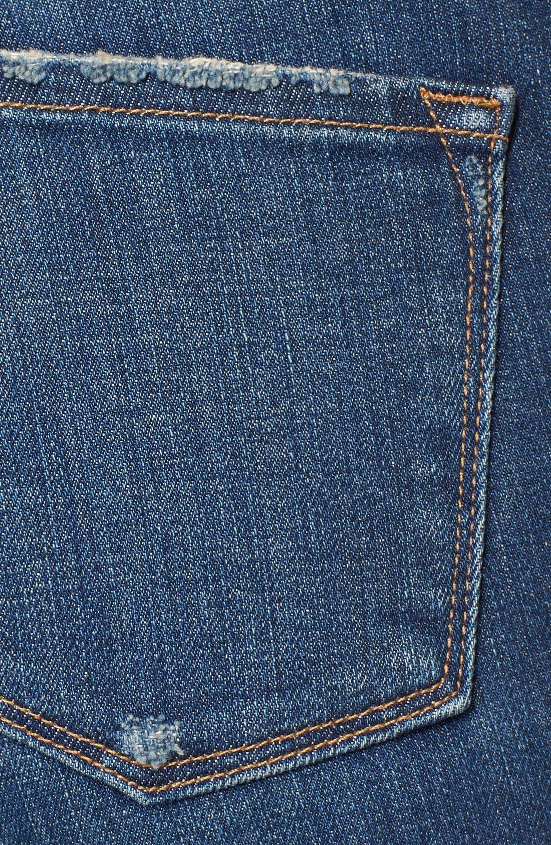 Alternate Image 3  - Frame Denim 'Le Skinny de Jeanne' Destroyed Jeans (Walgrove)