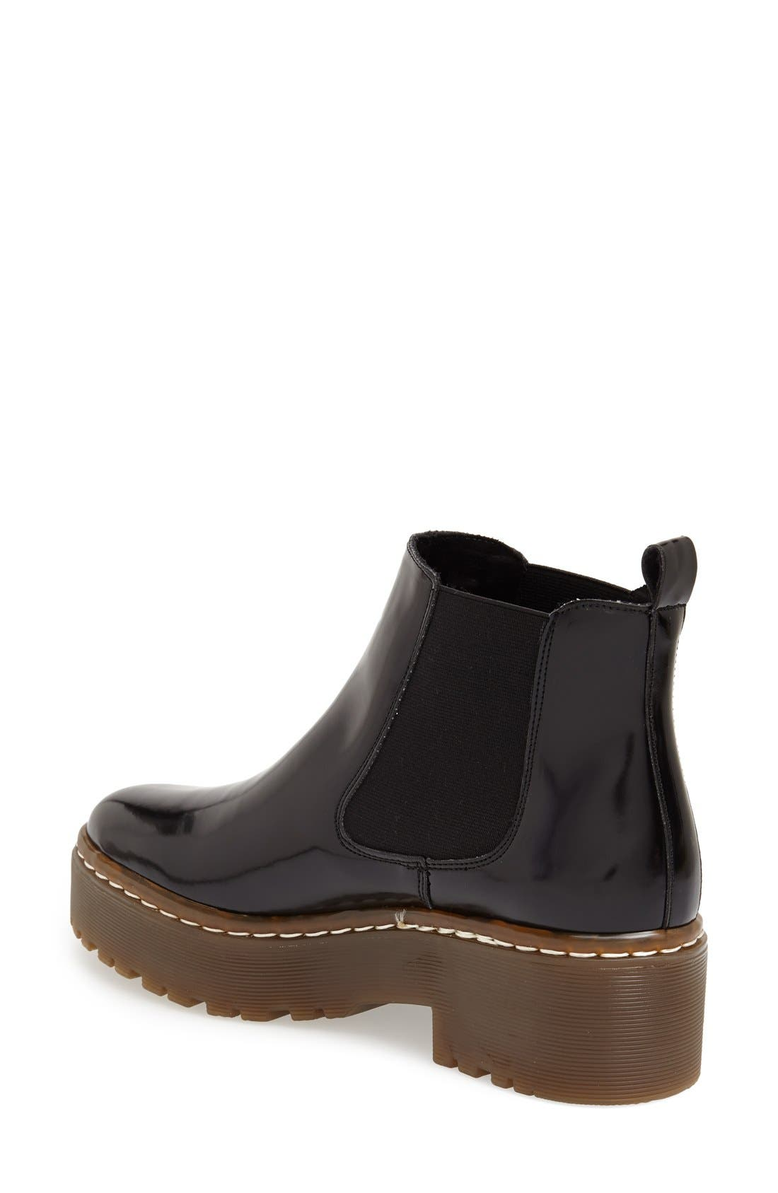 Alternate Image 2  - Topshop 'Absolutely' Chelsea Boots (Women)