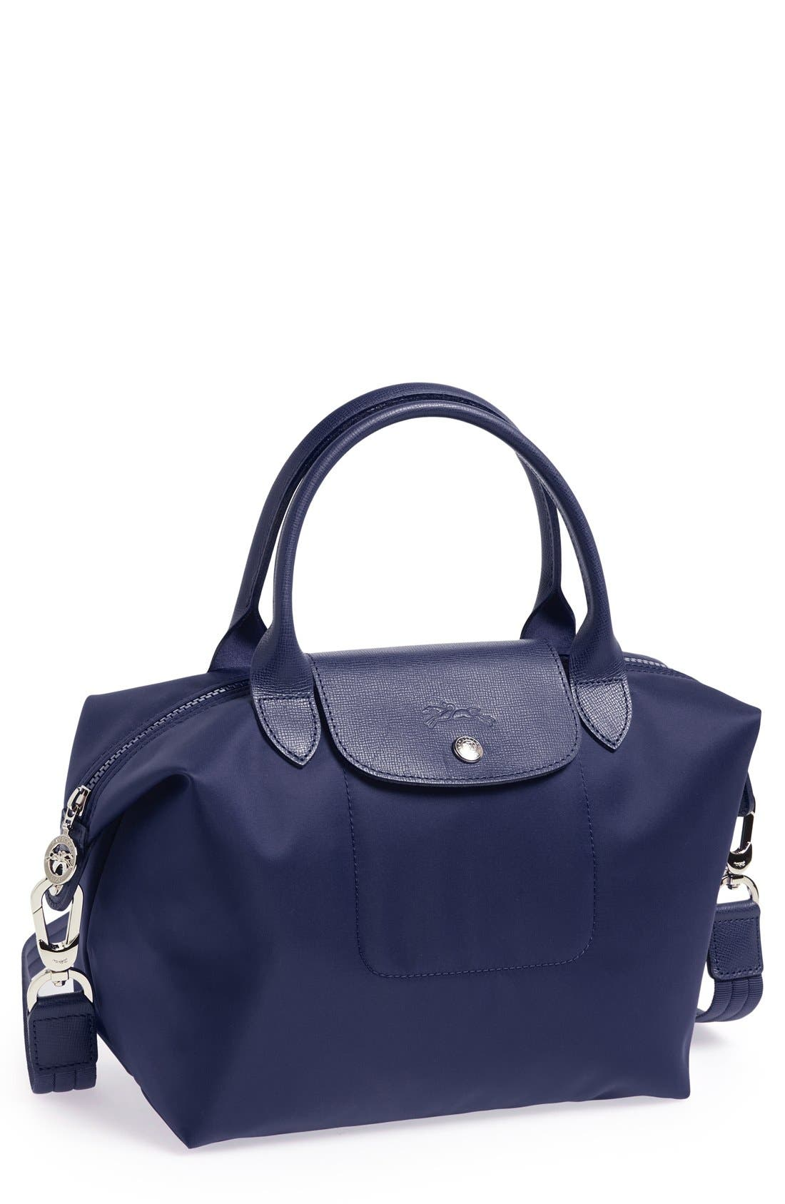 Main Image - Longchamp 'Small Le Pliage Neo' Nylon Tote