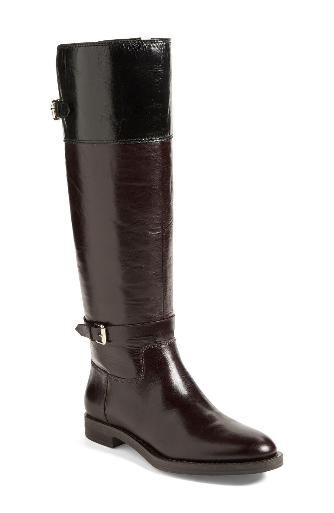 Alternate Image 1 Selected - Enzo Angiolini 'Eero' Leather Boot (Women)