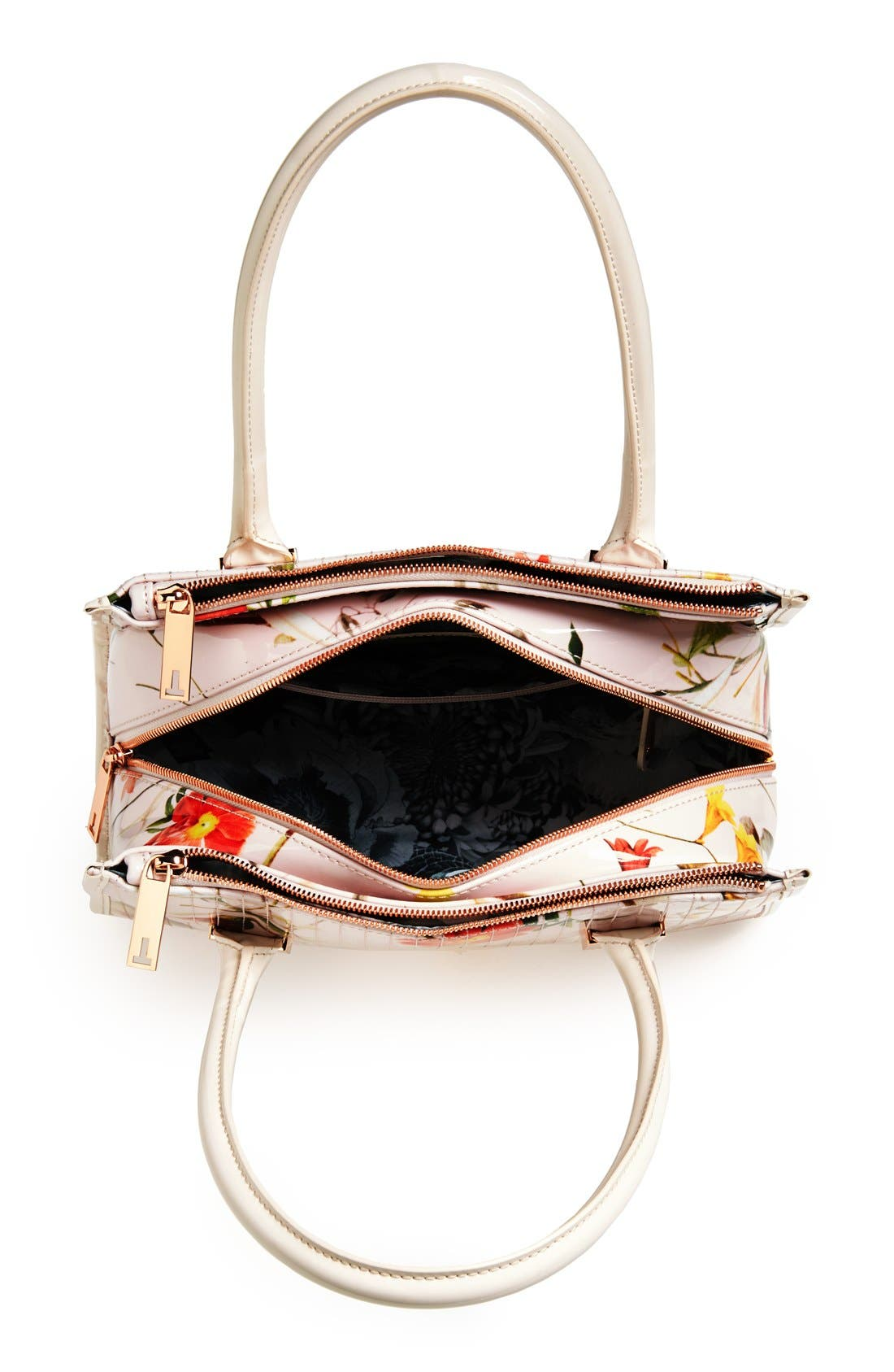 Alternate Image 3  - Ted Baker London 'Botanical Bloom' Tote