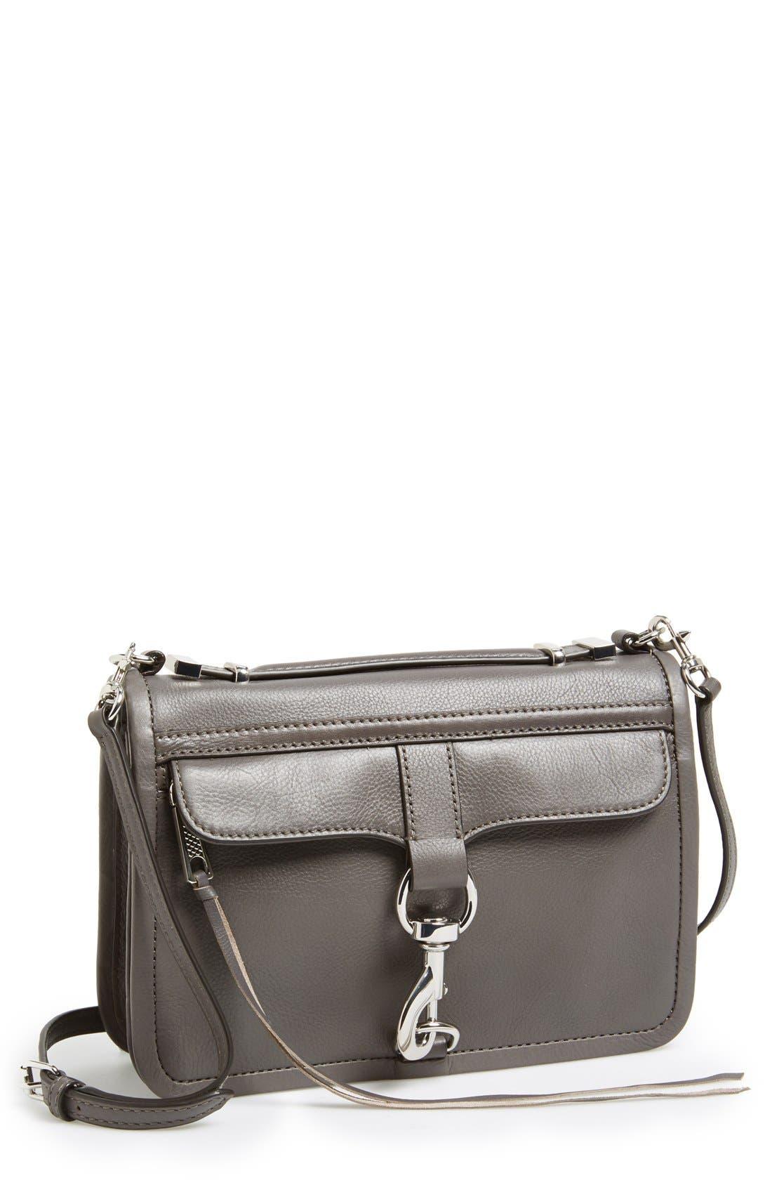 Alternate Image 1 Selected - Rebecca Minkoff 'Bowery' Convertible Crossbody Bag