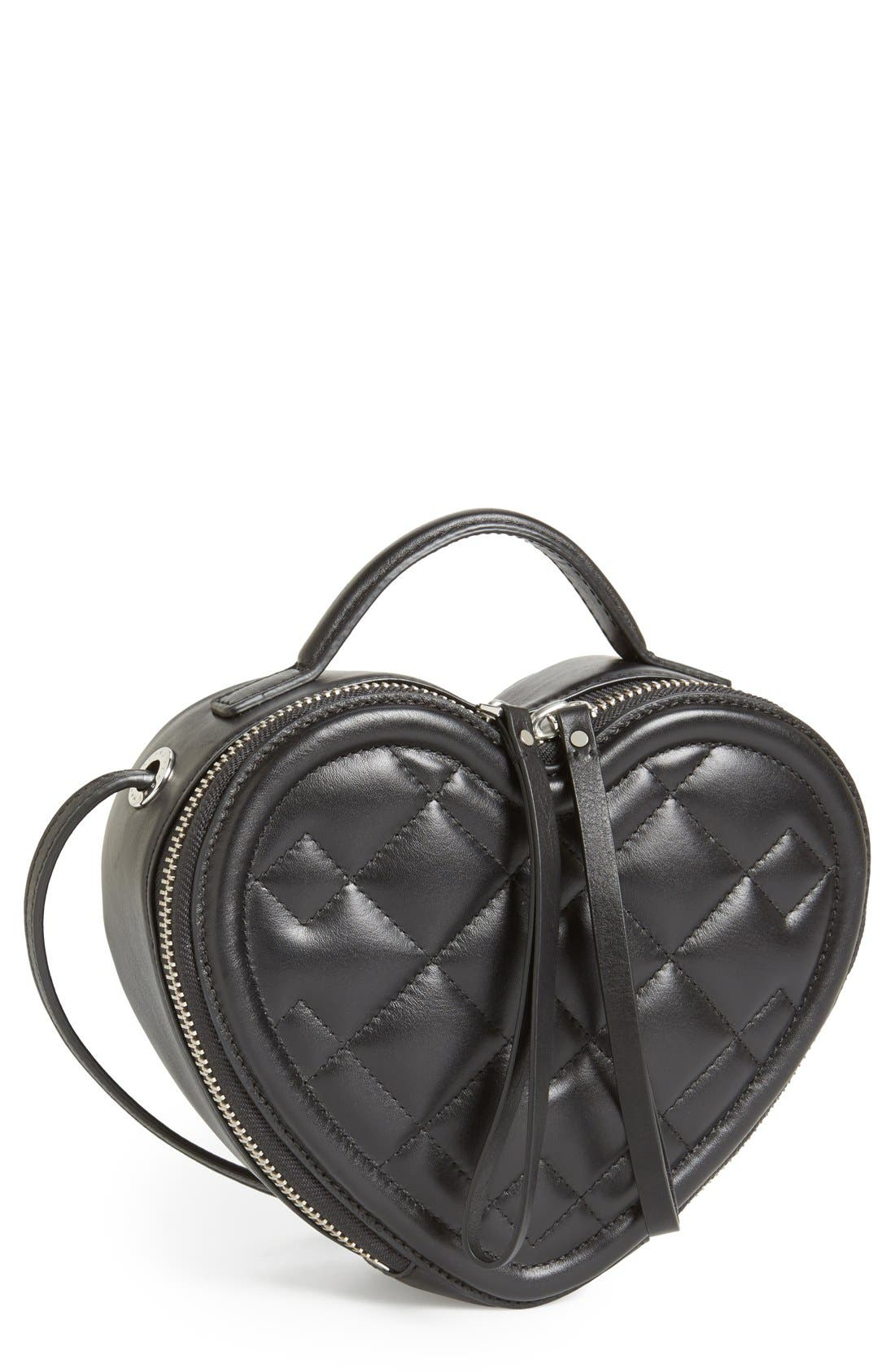 Alternate Image 1 Selected - MARC BY MARC JACOBS 'Heart to Heart' Crossbody