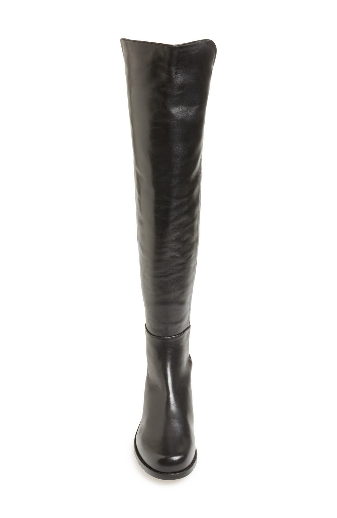 Alternate Image 3  - Stuart Weitzman 5050 Over the Knee Leather Boot (Women)