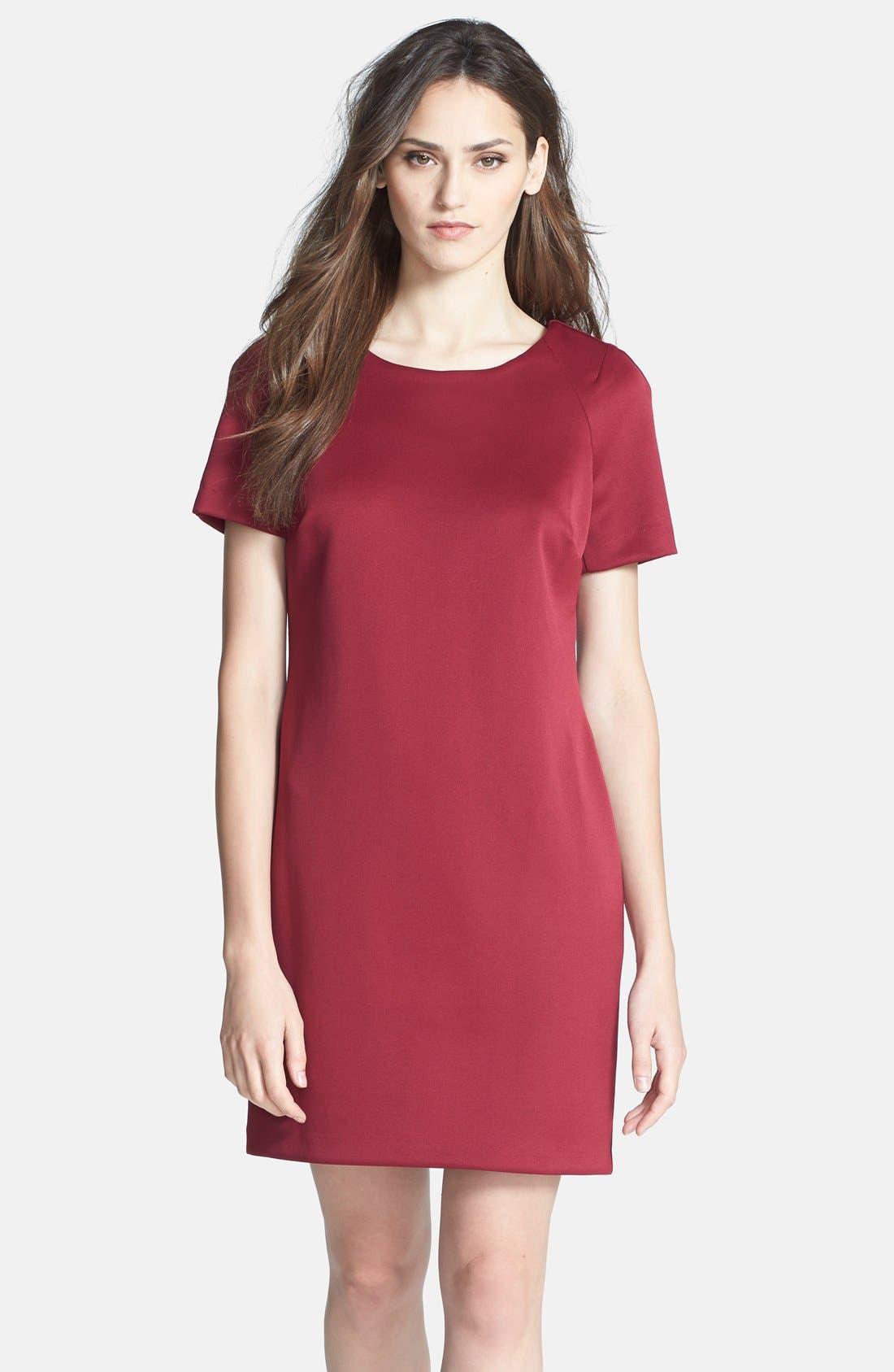 Alternate Image 1 Selected - Alexia Admor Ponte Shift Dress