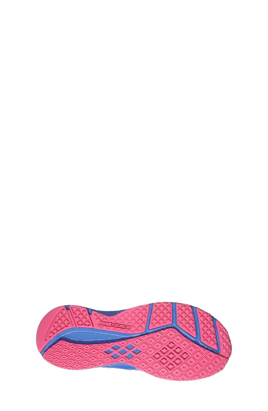 Alternate Image 4  - New Balance 'Update 890 Beetles & Butterfly' Athletic Shoe (Toddler, Little Kid & Big Kid)