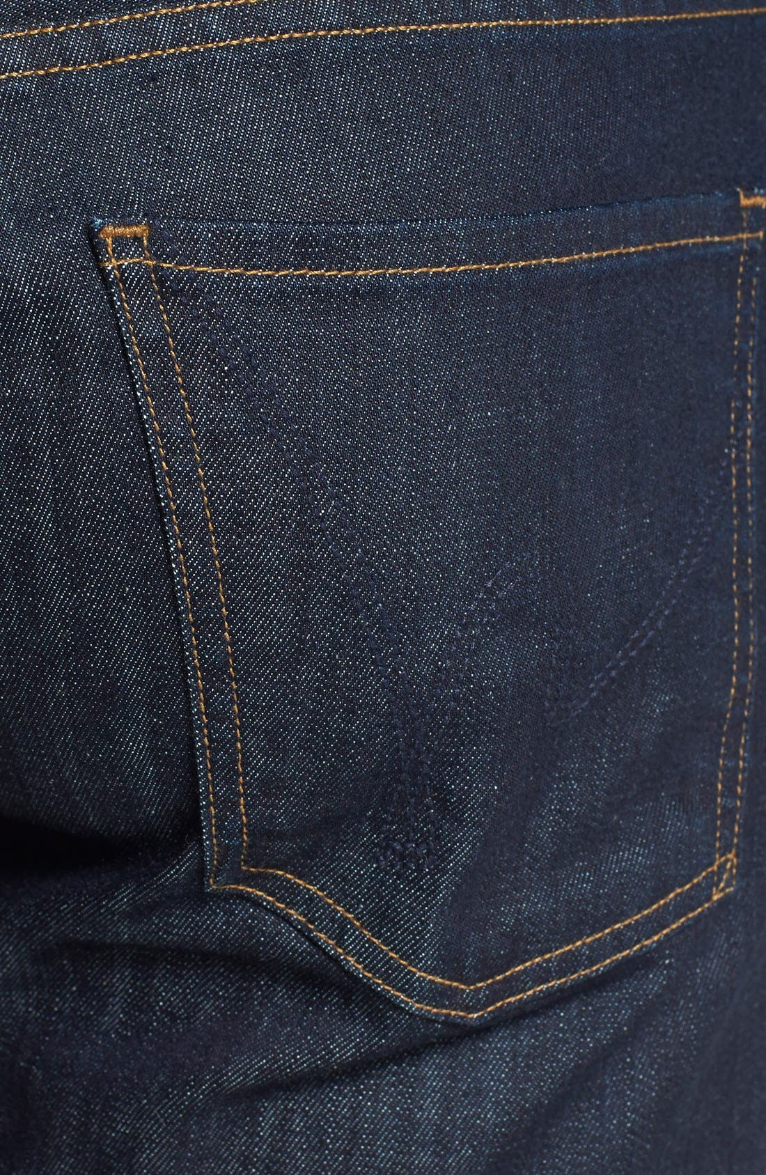 Alternate Image 4  - Citizens of Humanity Sid Classic Straight Leg Jeans (Ultimate)