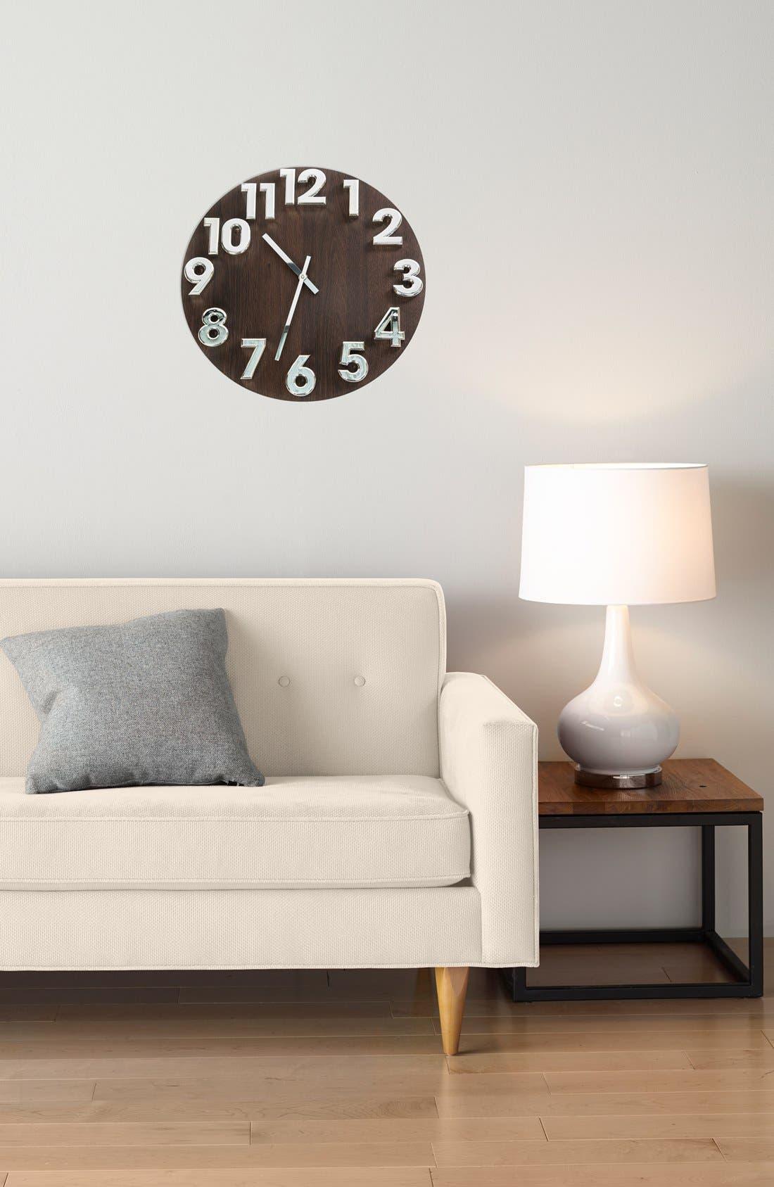 Alternate Image 2  - World Friendly World Espresso Clock