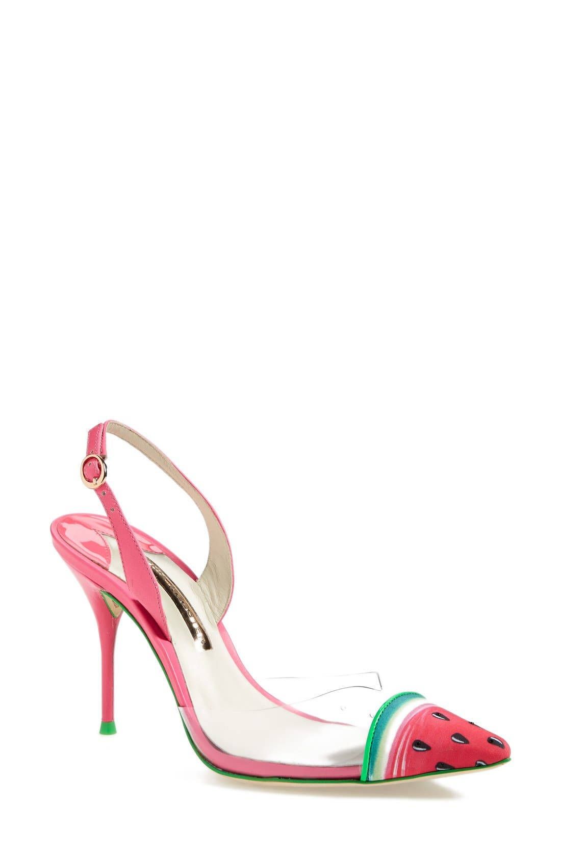 Alternate Image 1 Selected - Sophia Webster 'Daria' Pointy Toe Pump (Women)