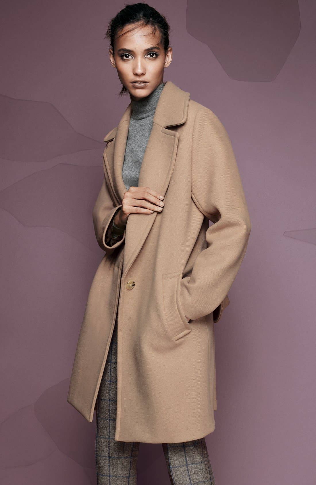 Alternate Image 4  - Theory 'Razan' Coat