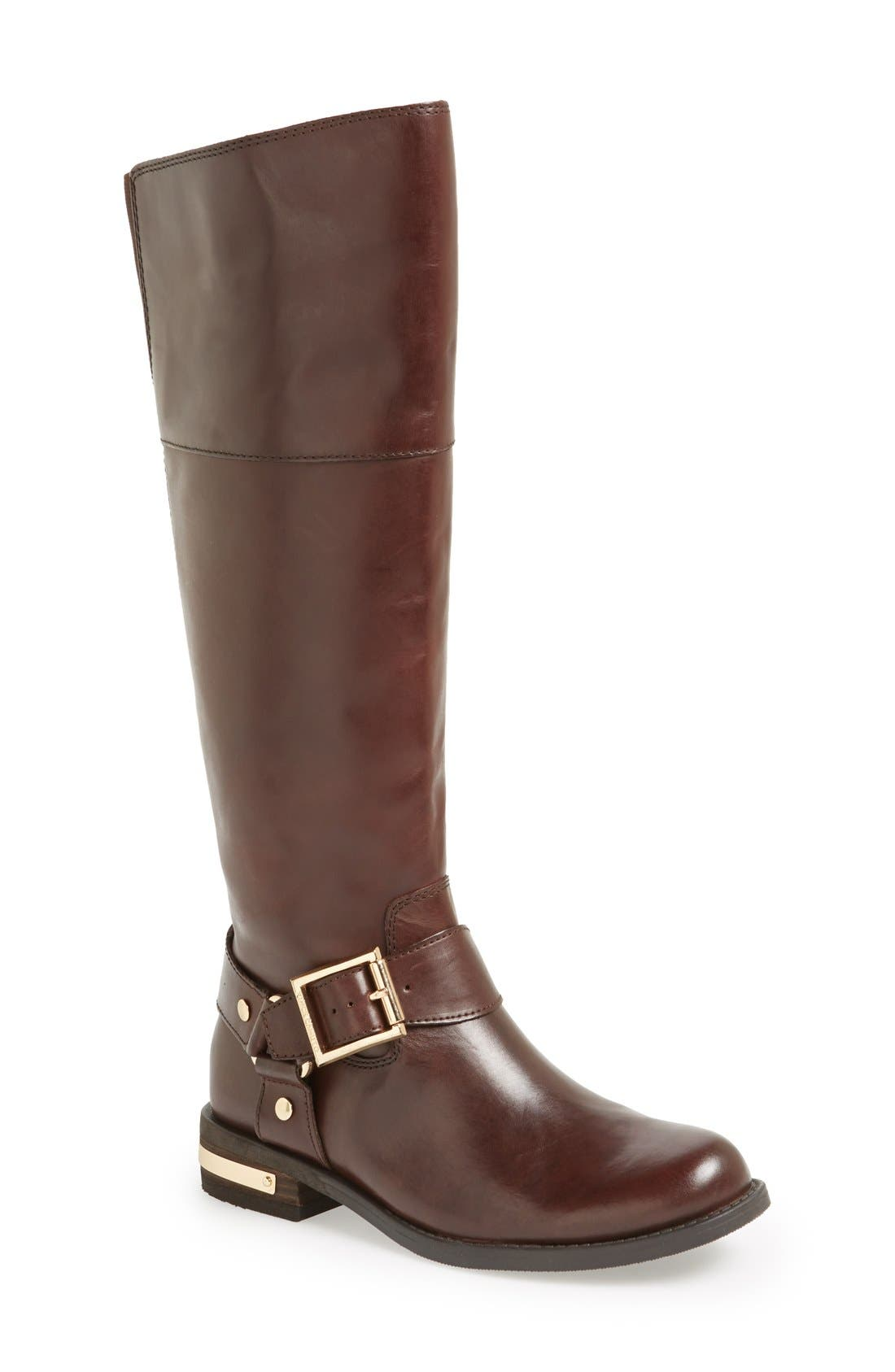 vince camuto kallie leather boot nordstrom