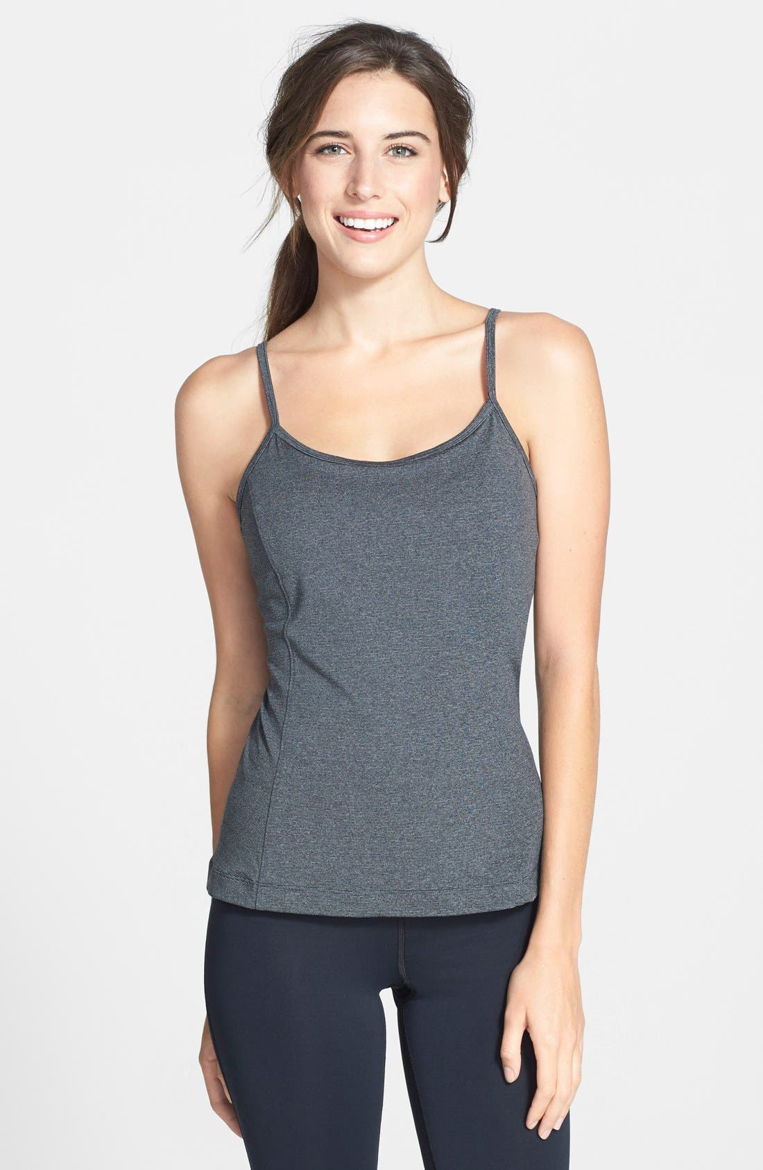Alternate Image 1 Selected - Under Armour 'StrappyLux' Convertible Tank