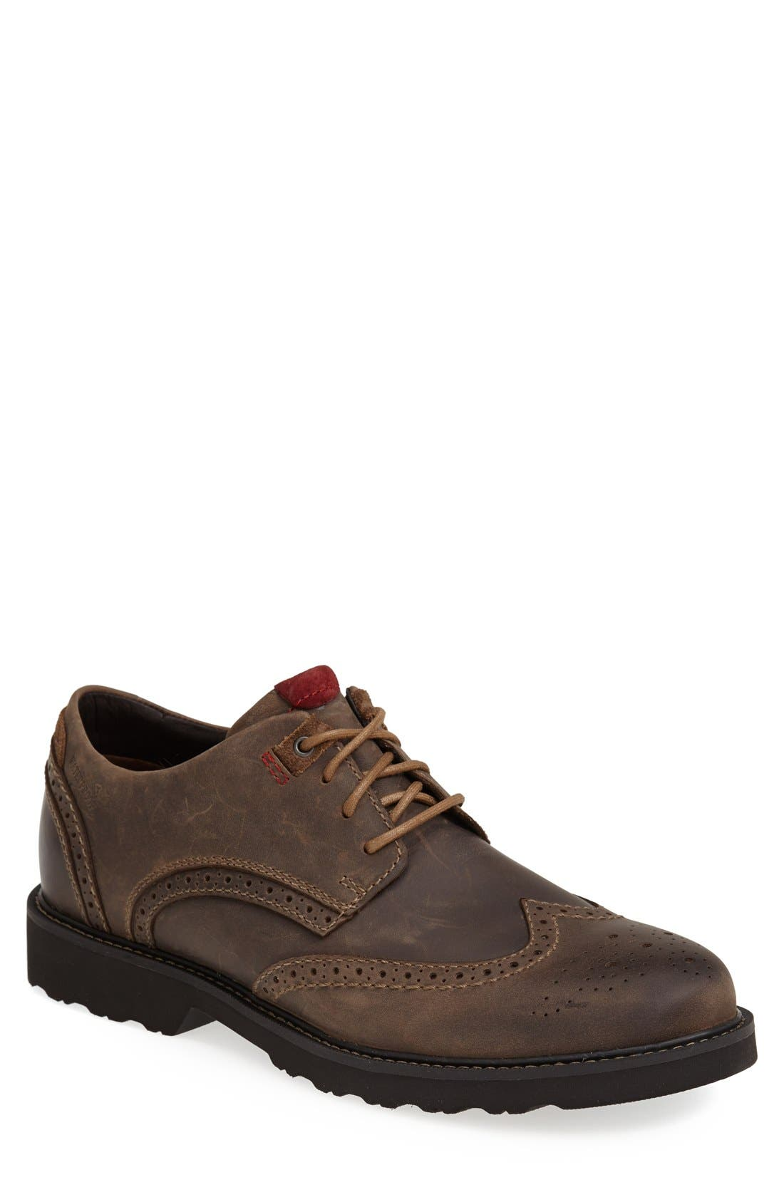 Dunham 'REVdare' Wingtip (Men)