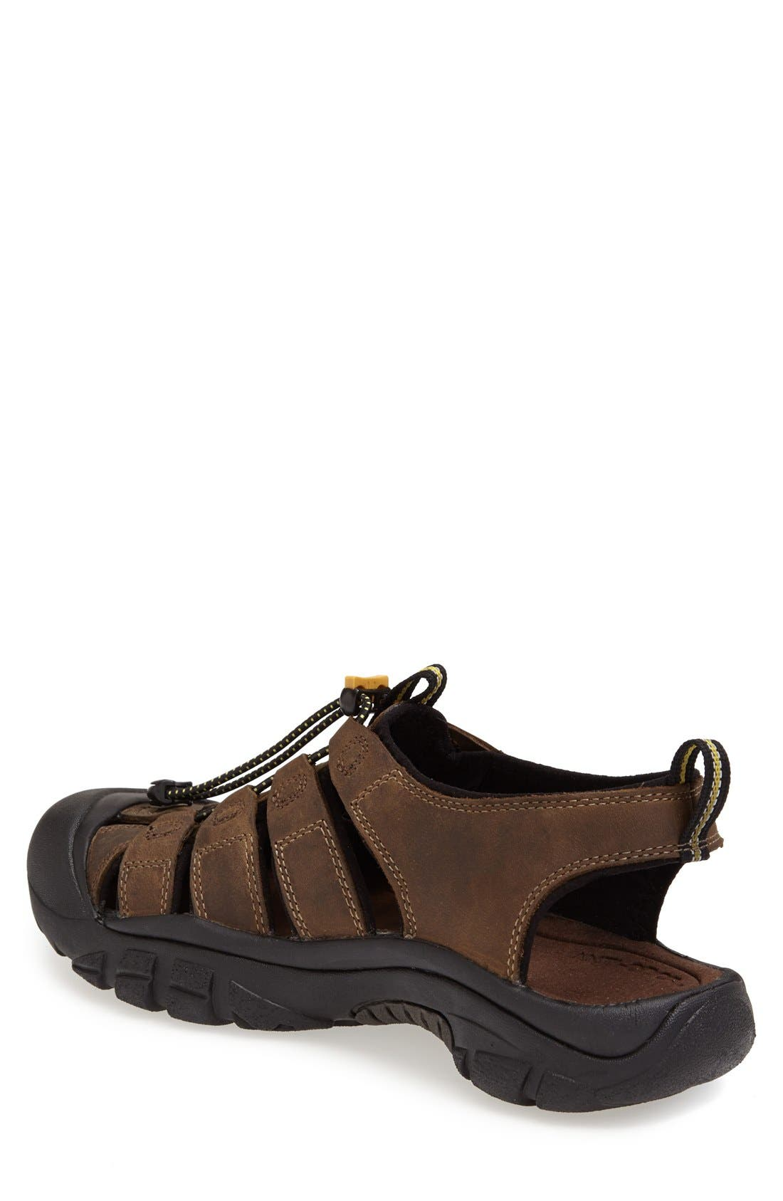 Alternate Image 2  - Keen 'Newport' Sandal (Men)