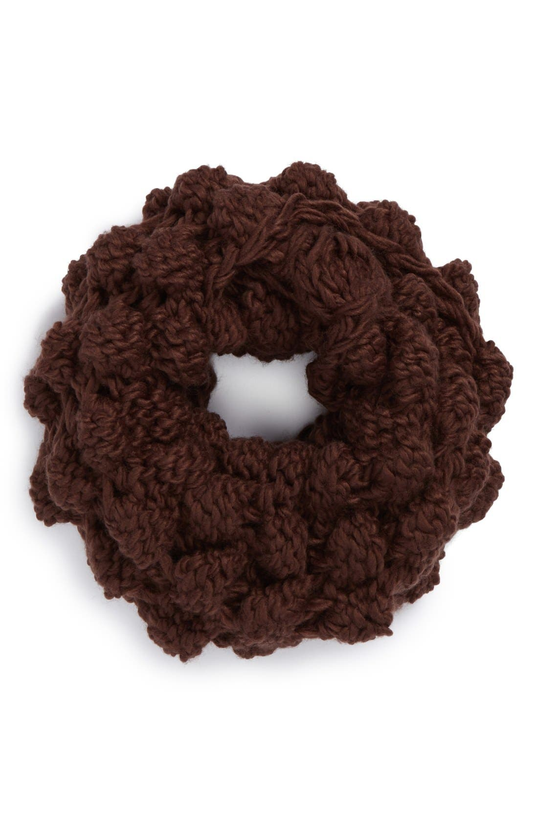 Alternate Image 2  - Leith Knit Orb Infinity Scarf