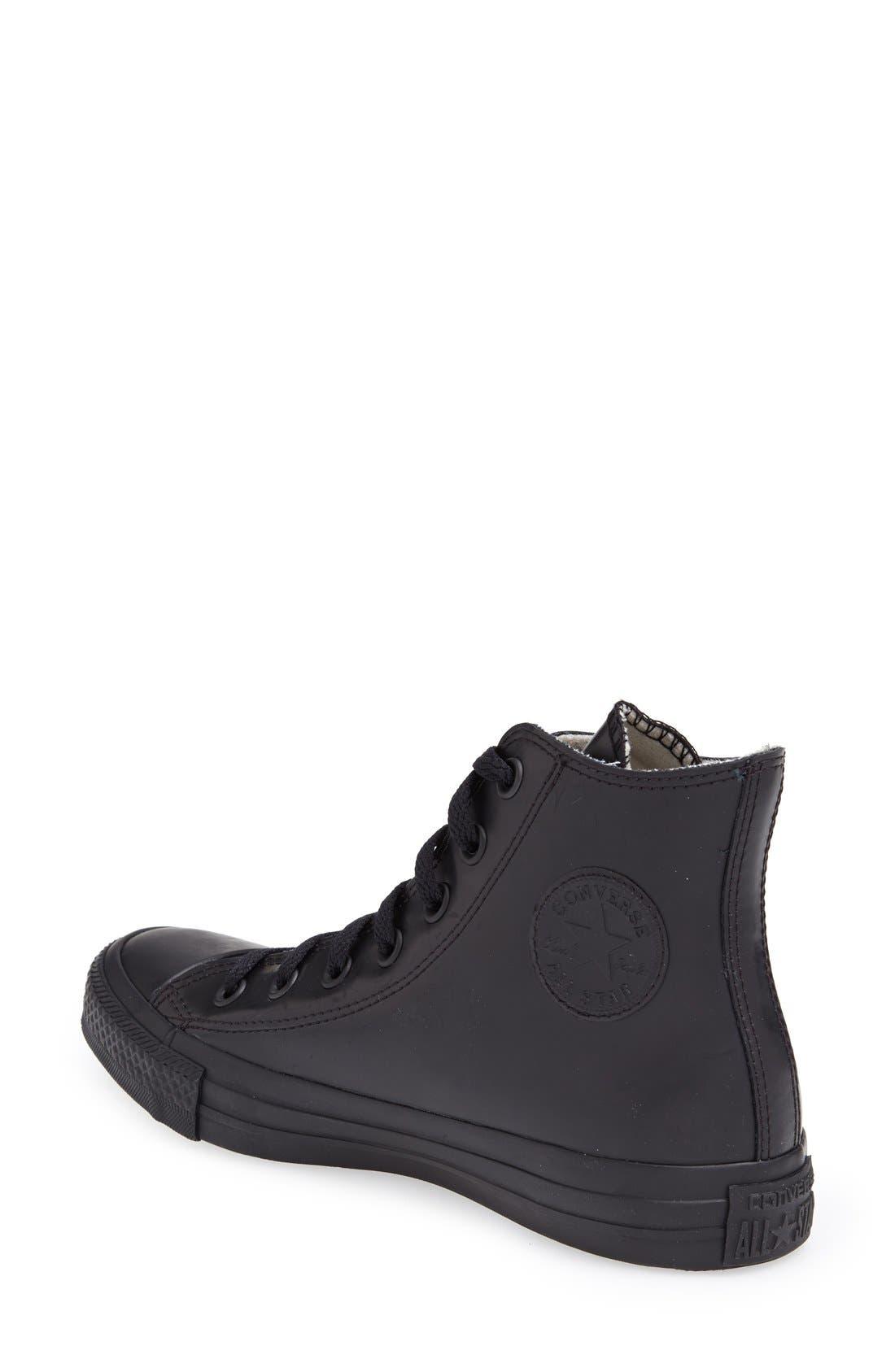 Alternate Image 2  - Chuck Taylor® All Star® Waterproof Rubber Rain Sneaker (Women)