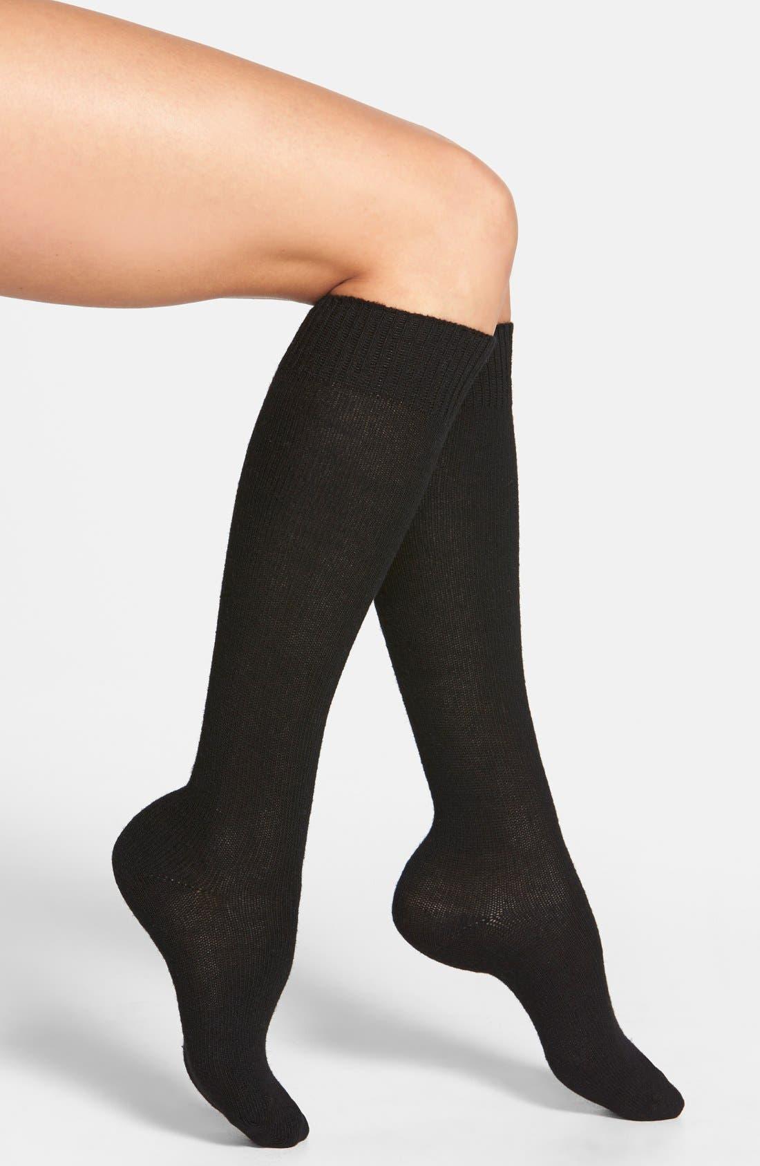 Main Image - Nordstrom Knee High Socks