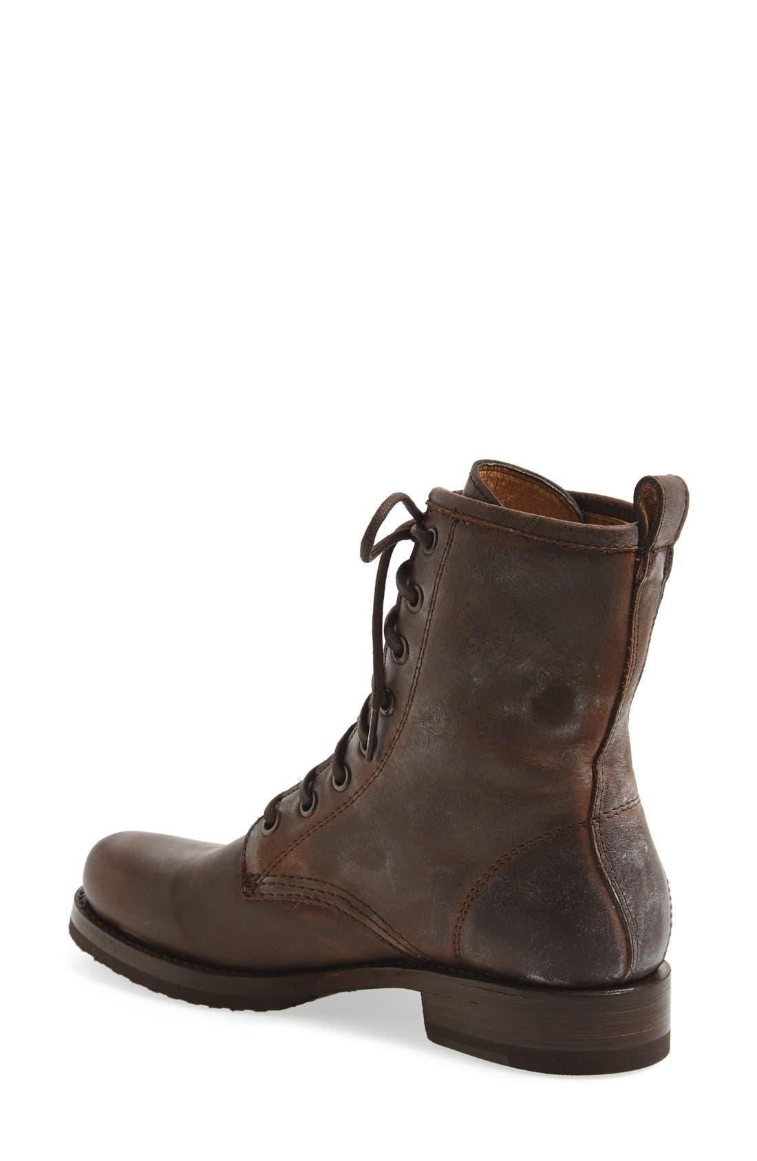 Alternate Image 2  - Frye 'Veronica Combat' Boot (Women)