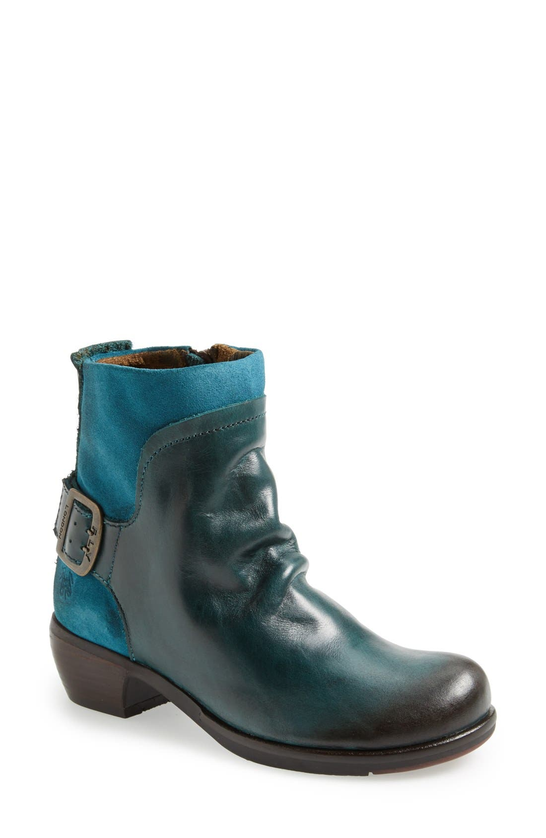 Alternate Image 1 Selected - Fly London 'Mel' Leather Bootie (Women)