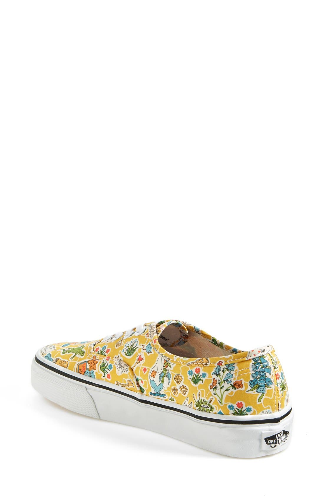 Alternate Image 2  - Vans 'Authentic - Liberty Era' Sneaker (Women)