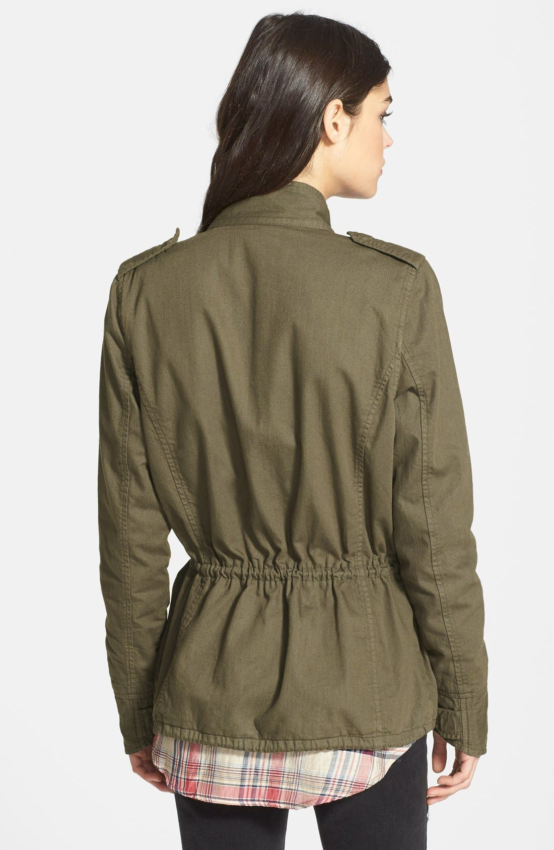 Alternate Image 2  - Hinge 'Vintage' Expedition Jacket