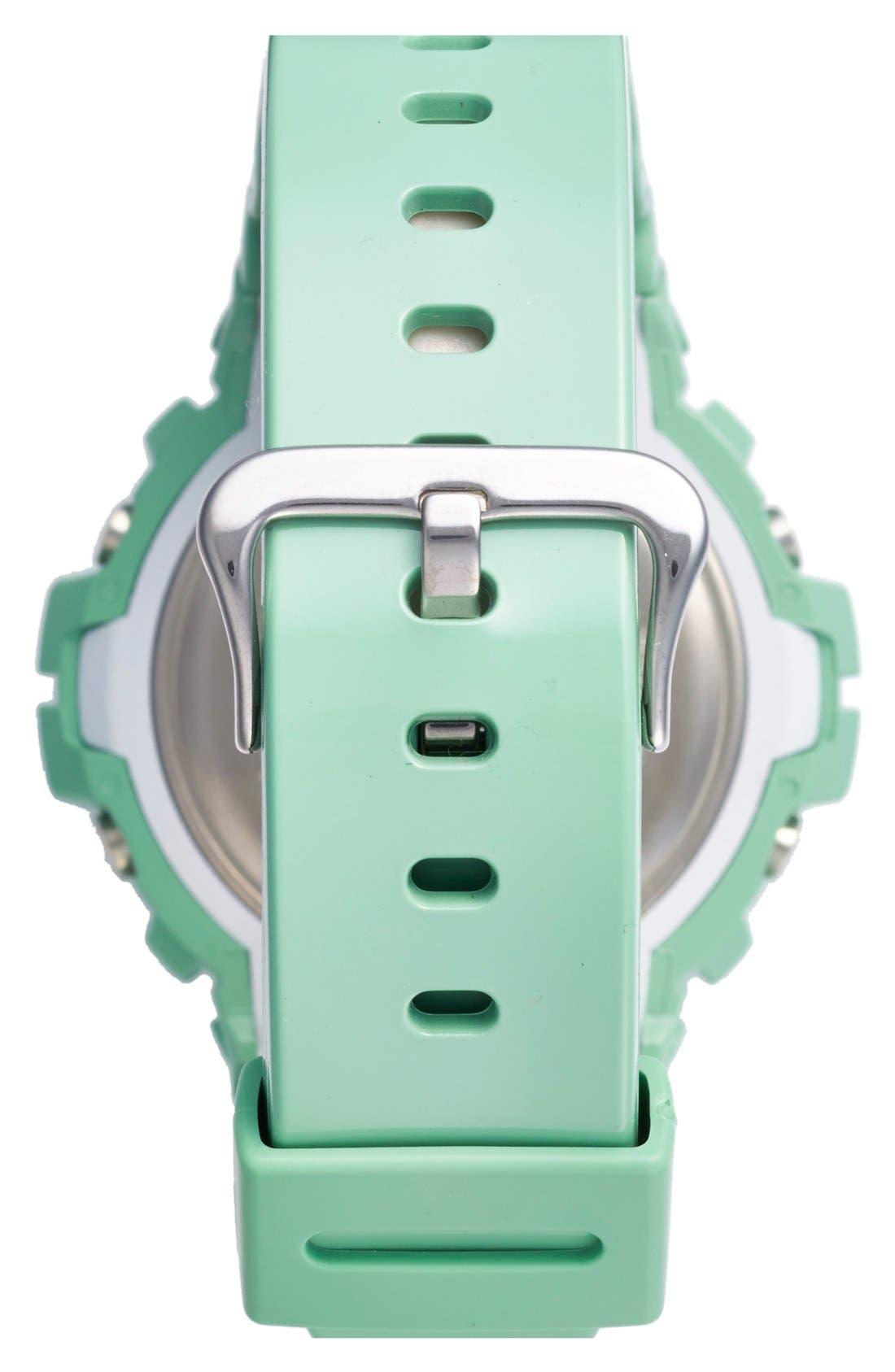 Alternate Image 2  - G-Shock Digital Watch, 49mm x 45mm