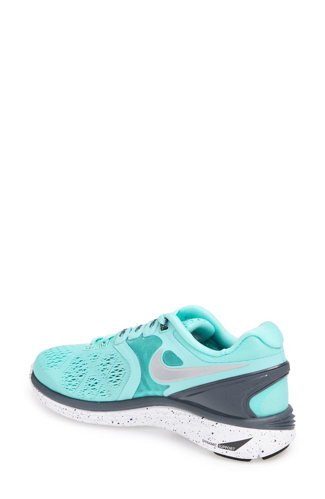 Alternate Image 2  - Nike 'LunarEclipse 4' Running Shoe (Women)