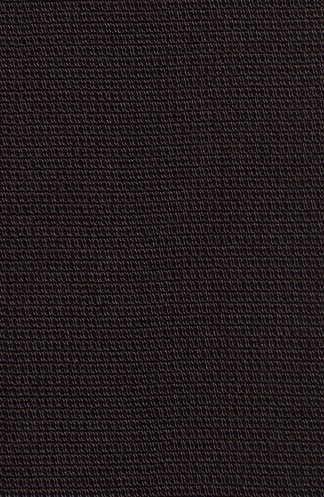 Alternate Image 3  - Veronica Beard Leather Sleeve Varsity Jacket