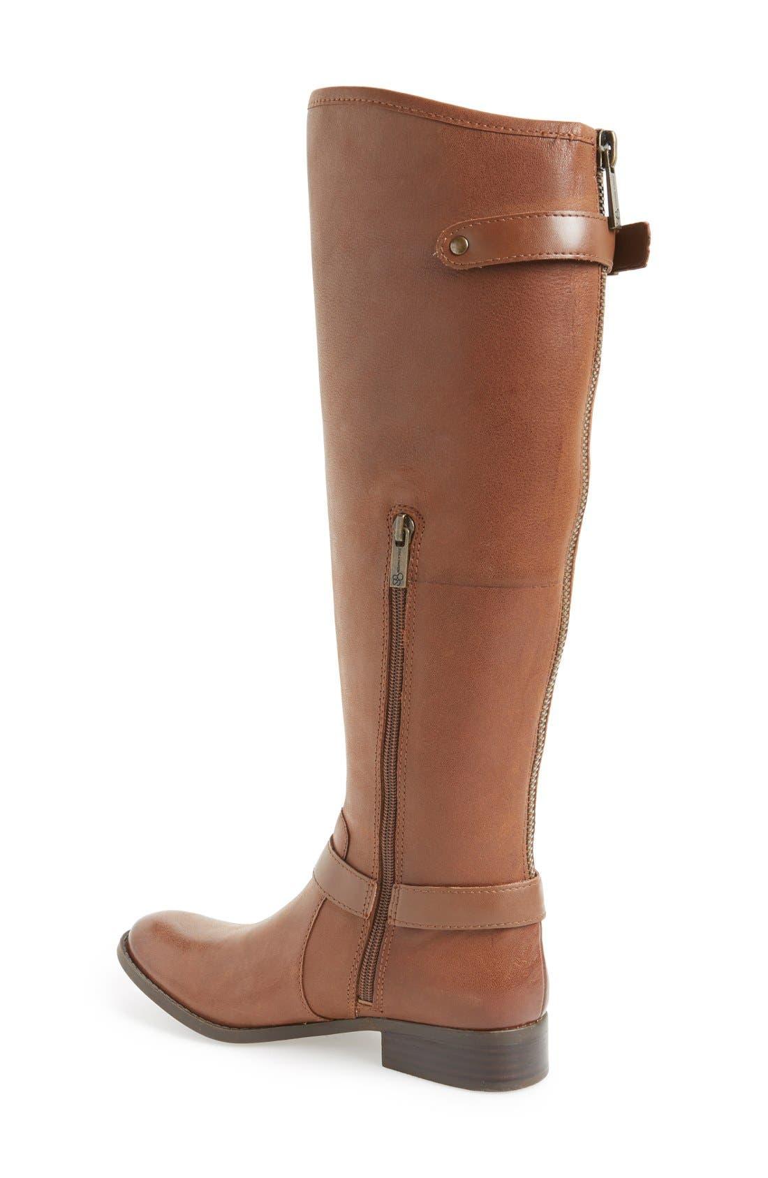Alternate Image 2  - Jessica Simpson 'Rinne' Riding Boot (Women)