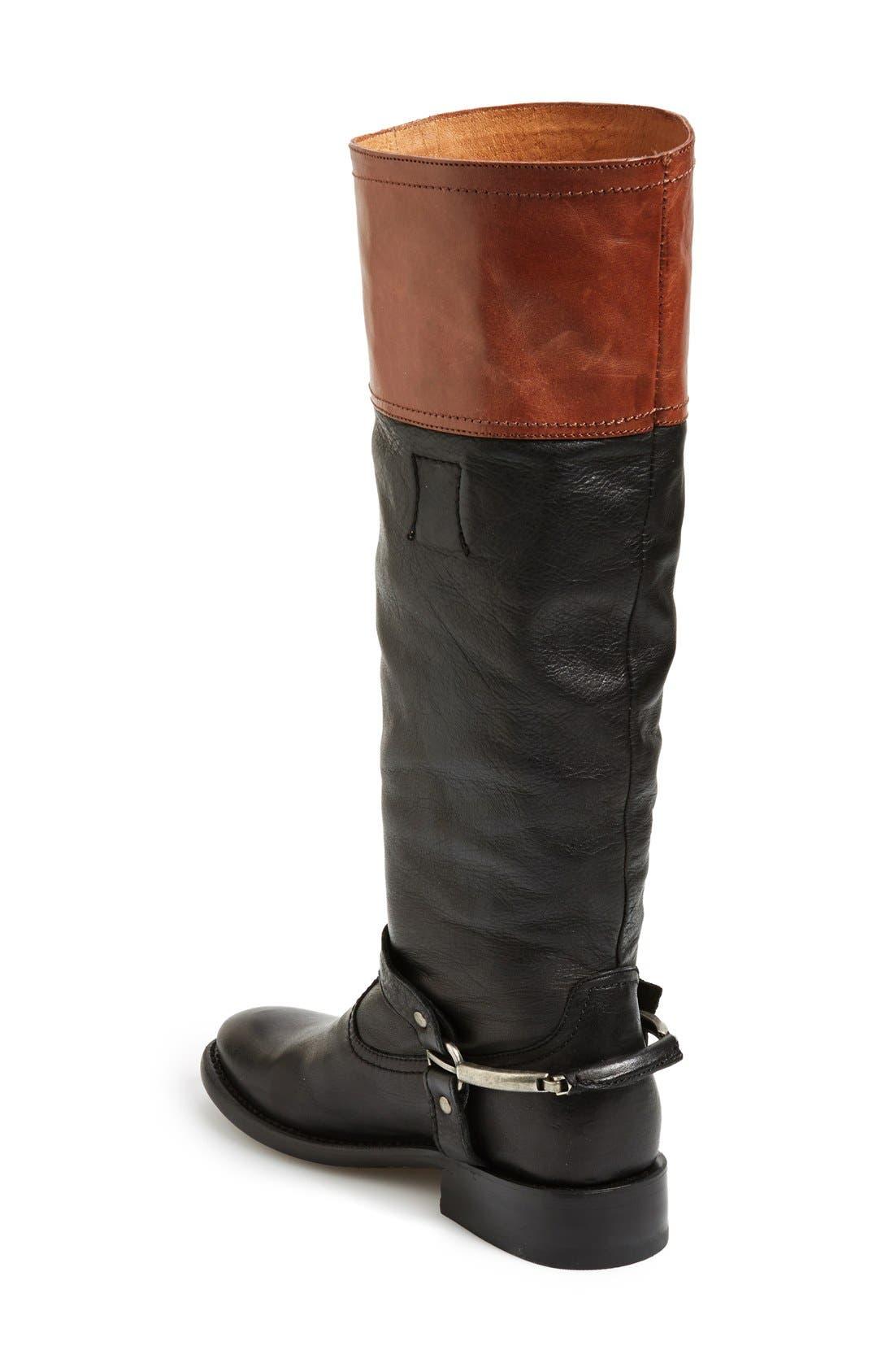 Alternate Image 2  - Trask 'Addison' Riding Boot (Women)