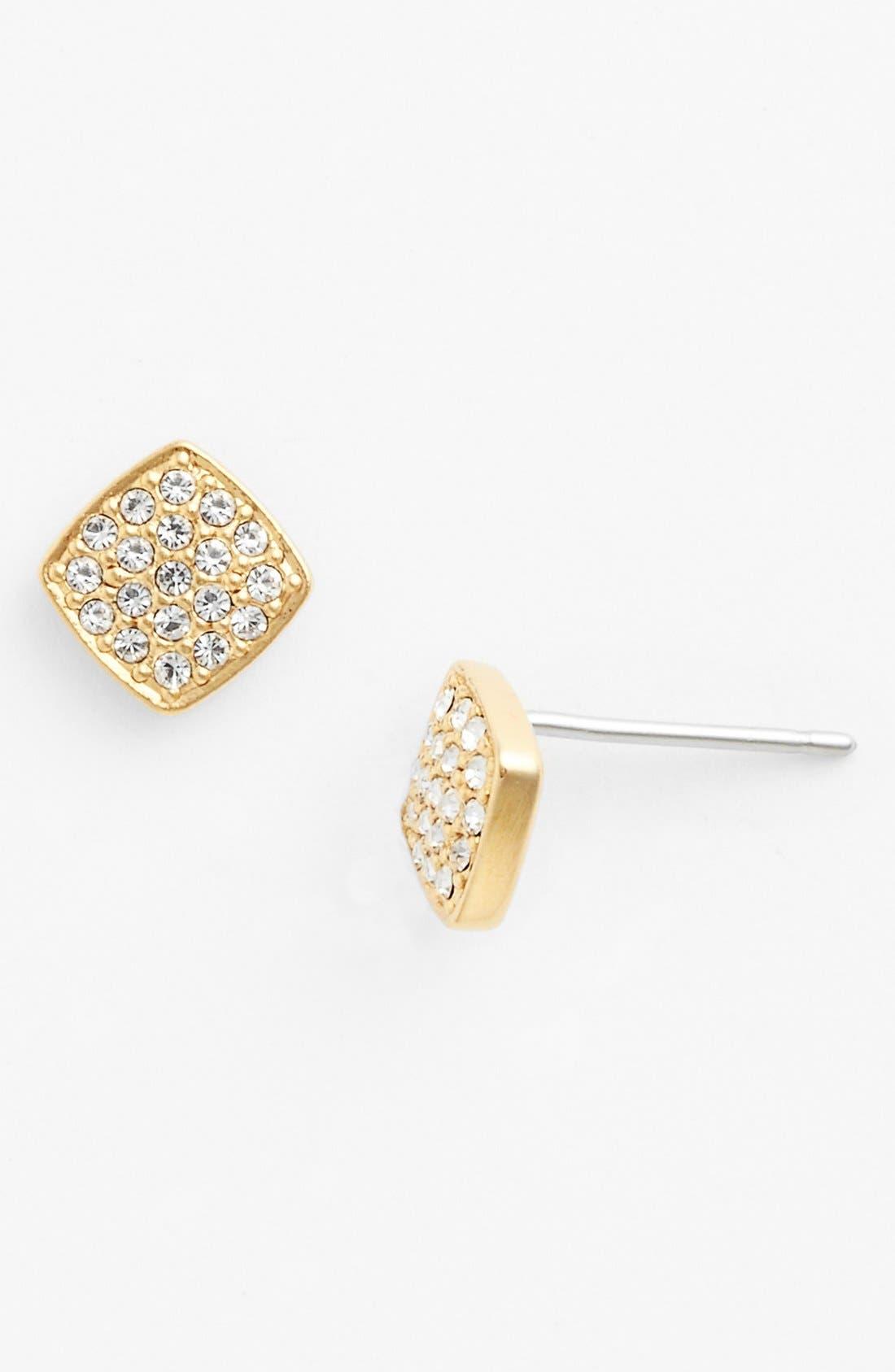 Alternate Image 1 Selected - Nadri Stud Earrings