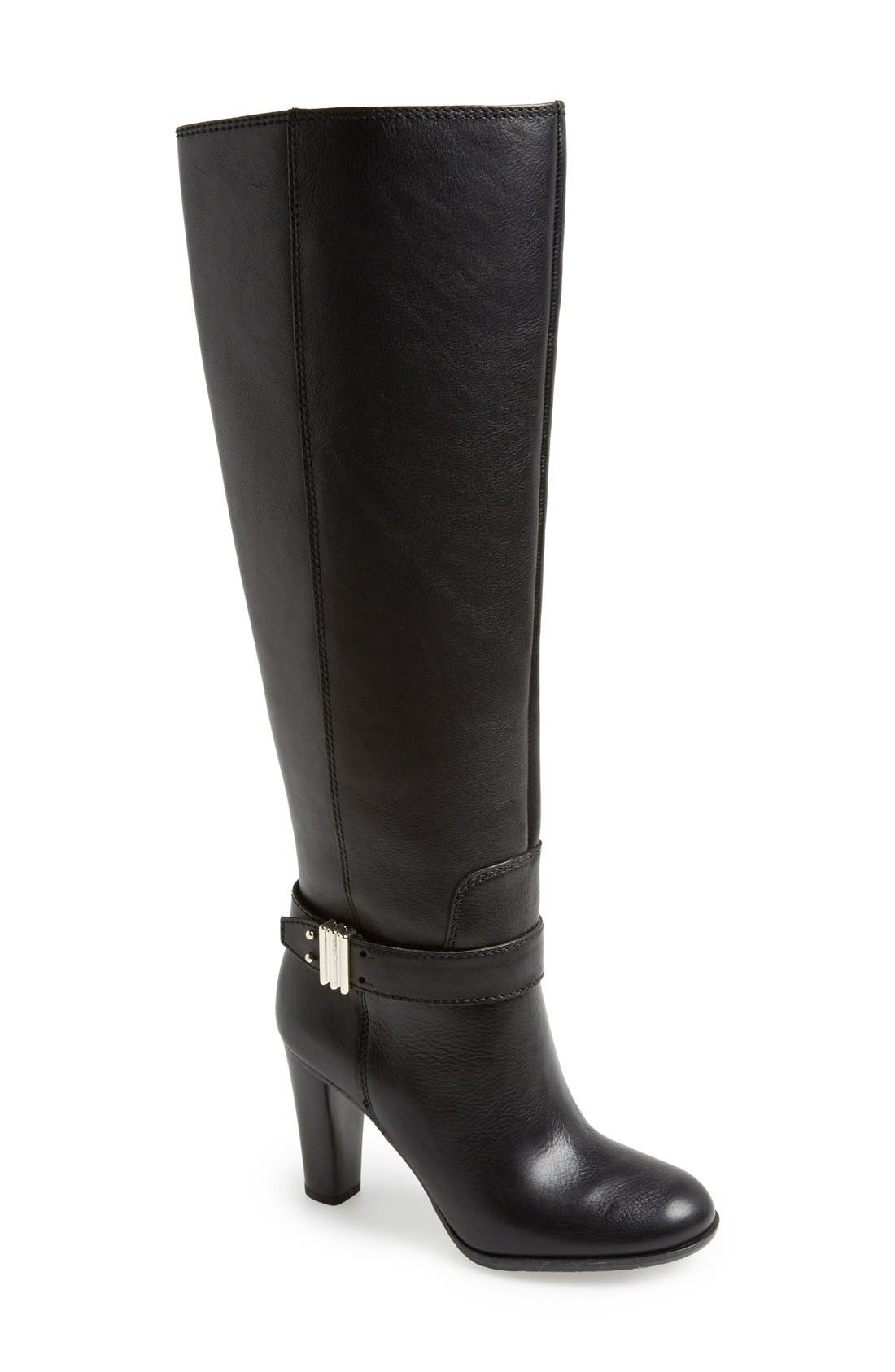 Alternate Image 1 Selected - Enzo Angiolini 'Sumilo' Boot (Wide Calf) (Women)