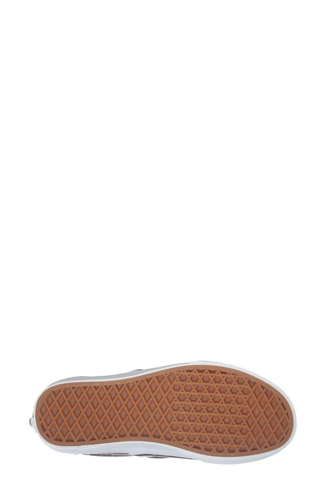 Alternate Image 4  - Vans Slip-On Sneaker (Women)