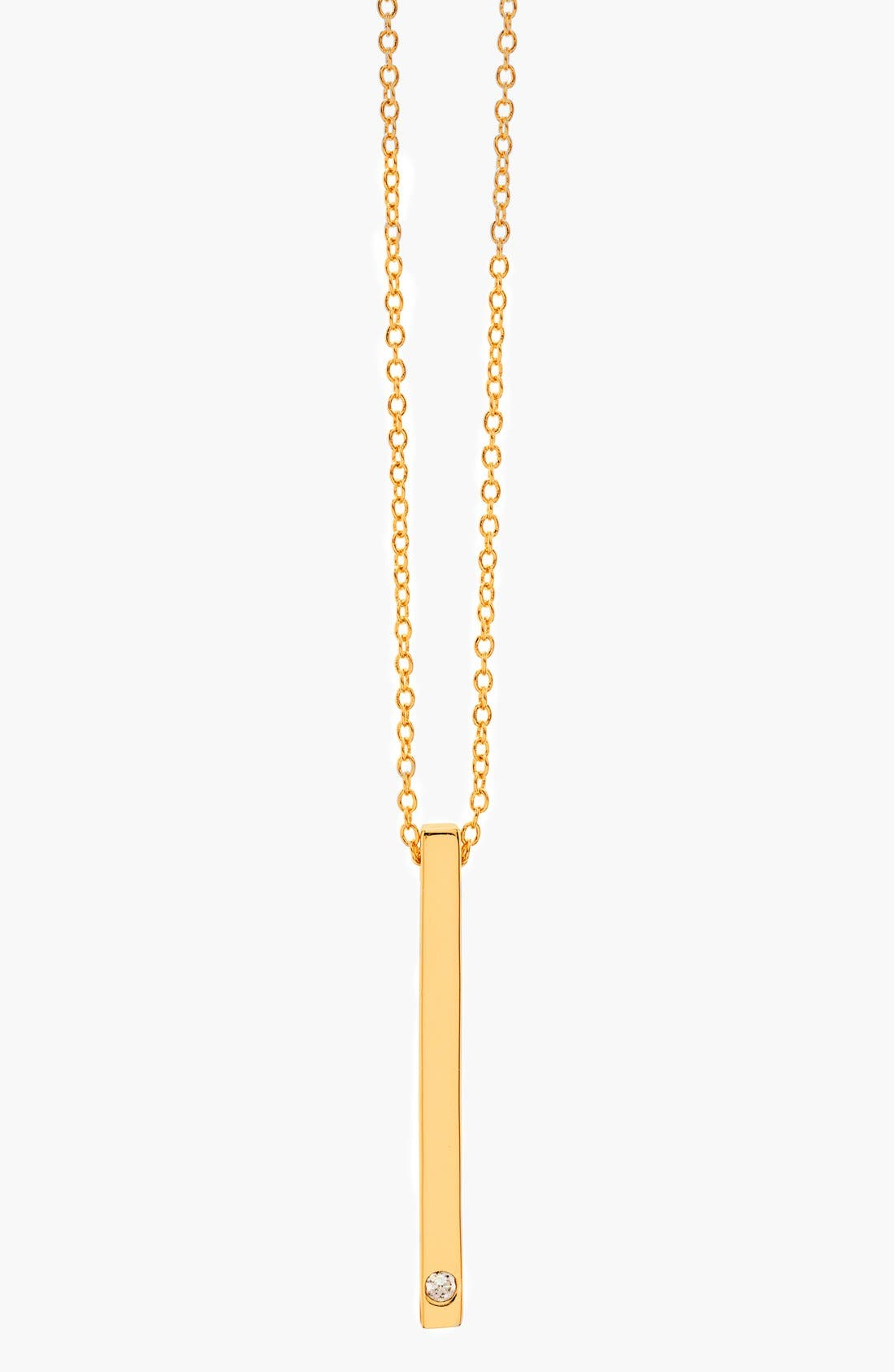 Alternate Image 1 Selected - gorjana 'Mave Shimmer' Pendant Necklace