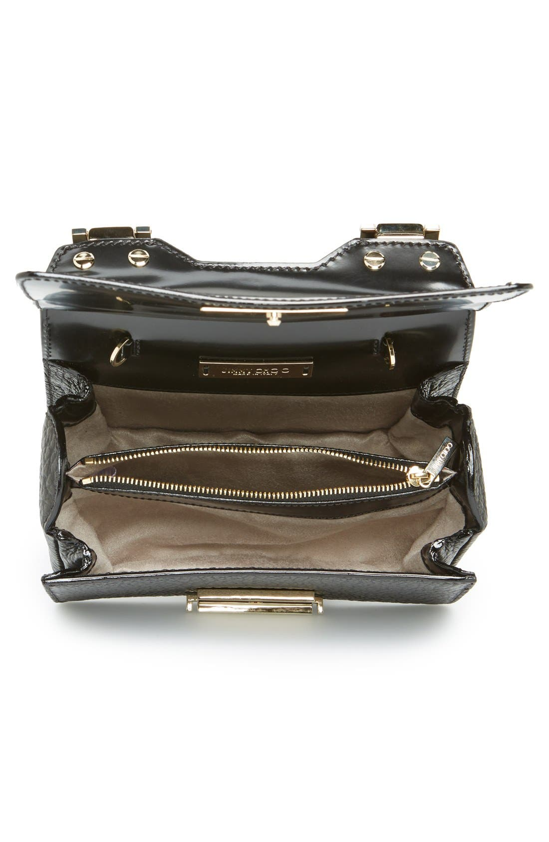 Alternate Image 3  - Jimmy Choo 'Amie' Top Handle Leather Satchel