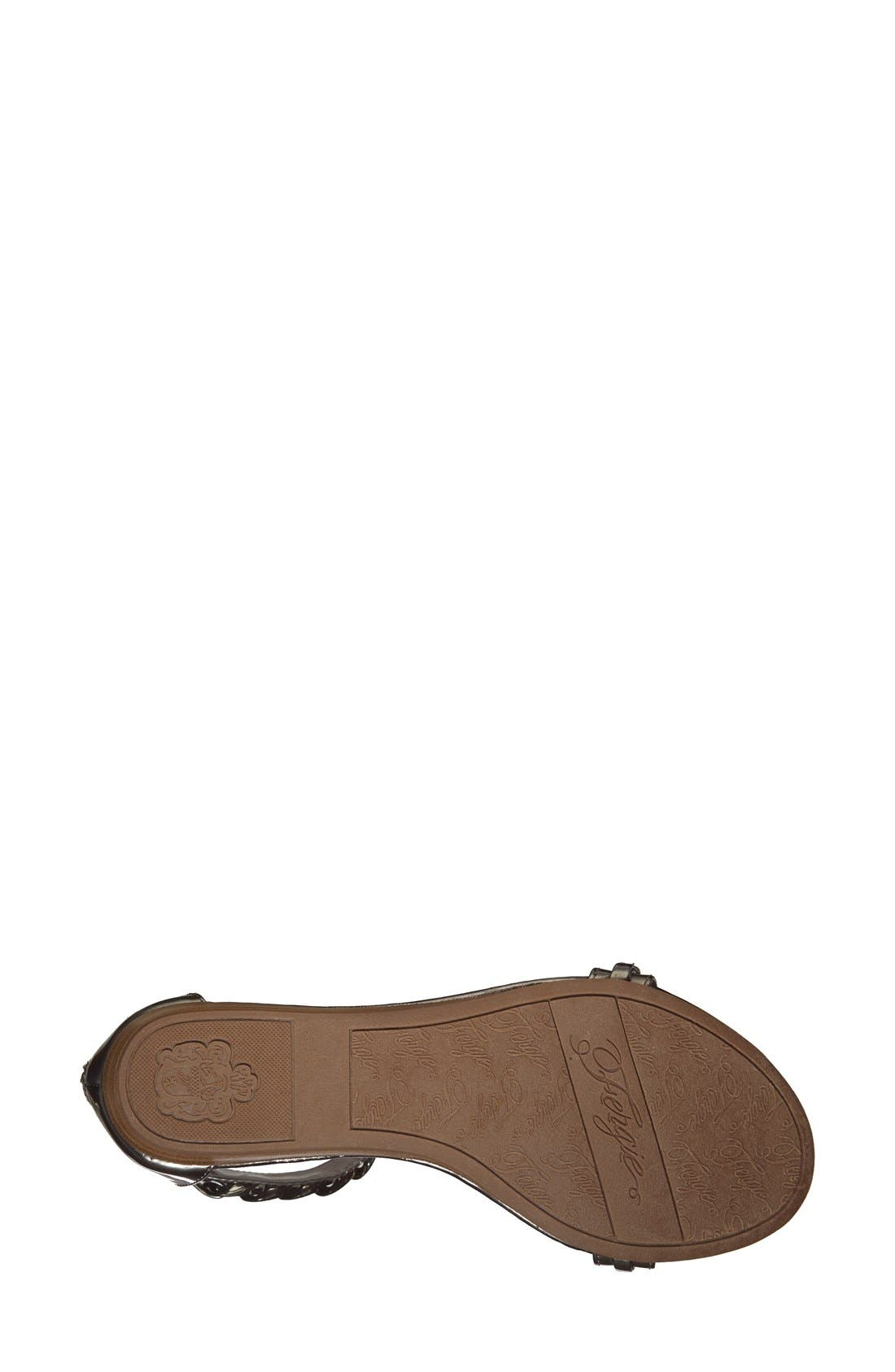 Alternate Image 4  - Fergie 'Grind' Sandal (Women)